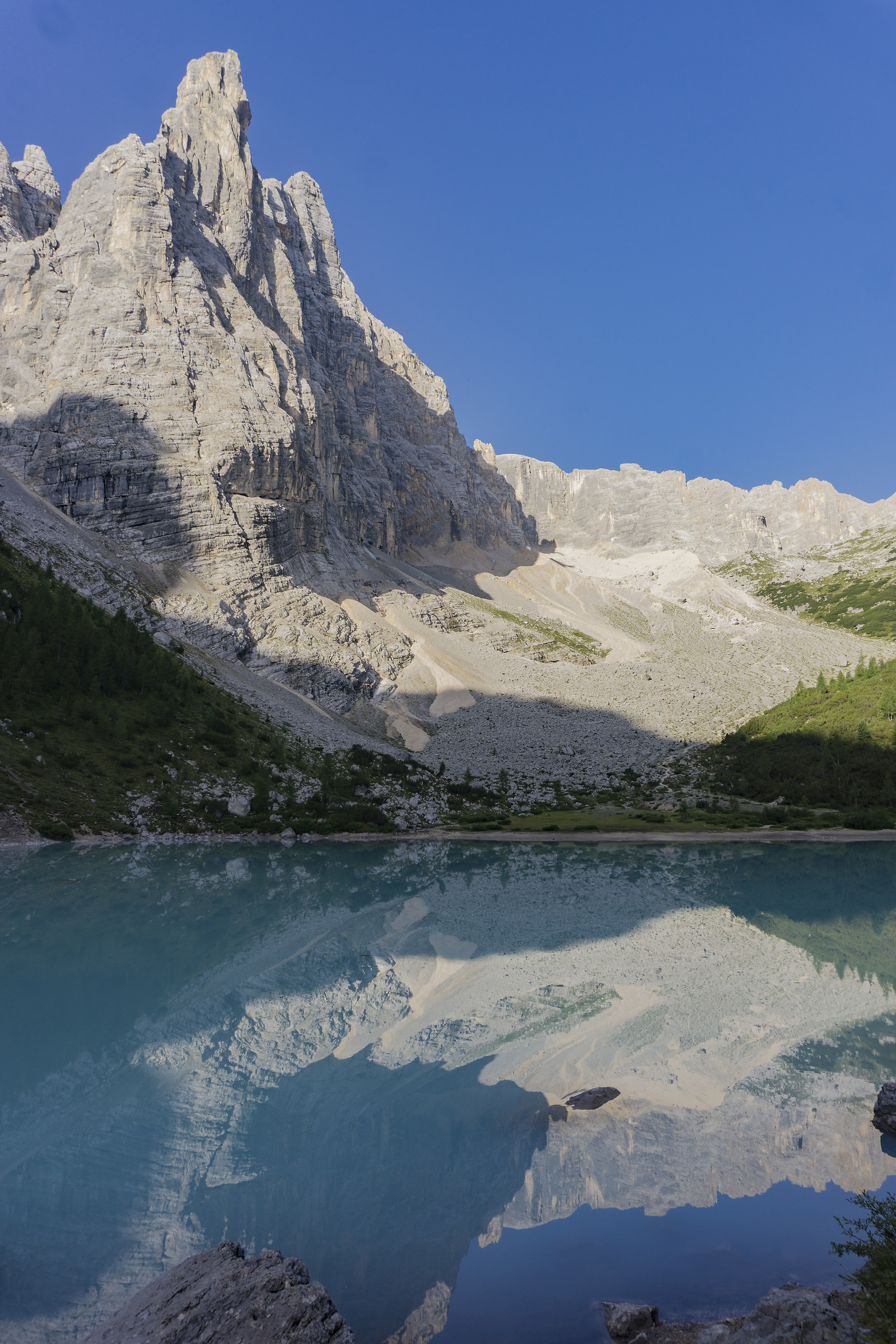 Reflections on the Sorapiss...