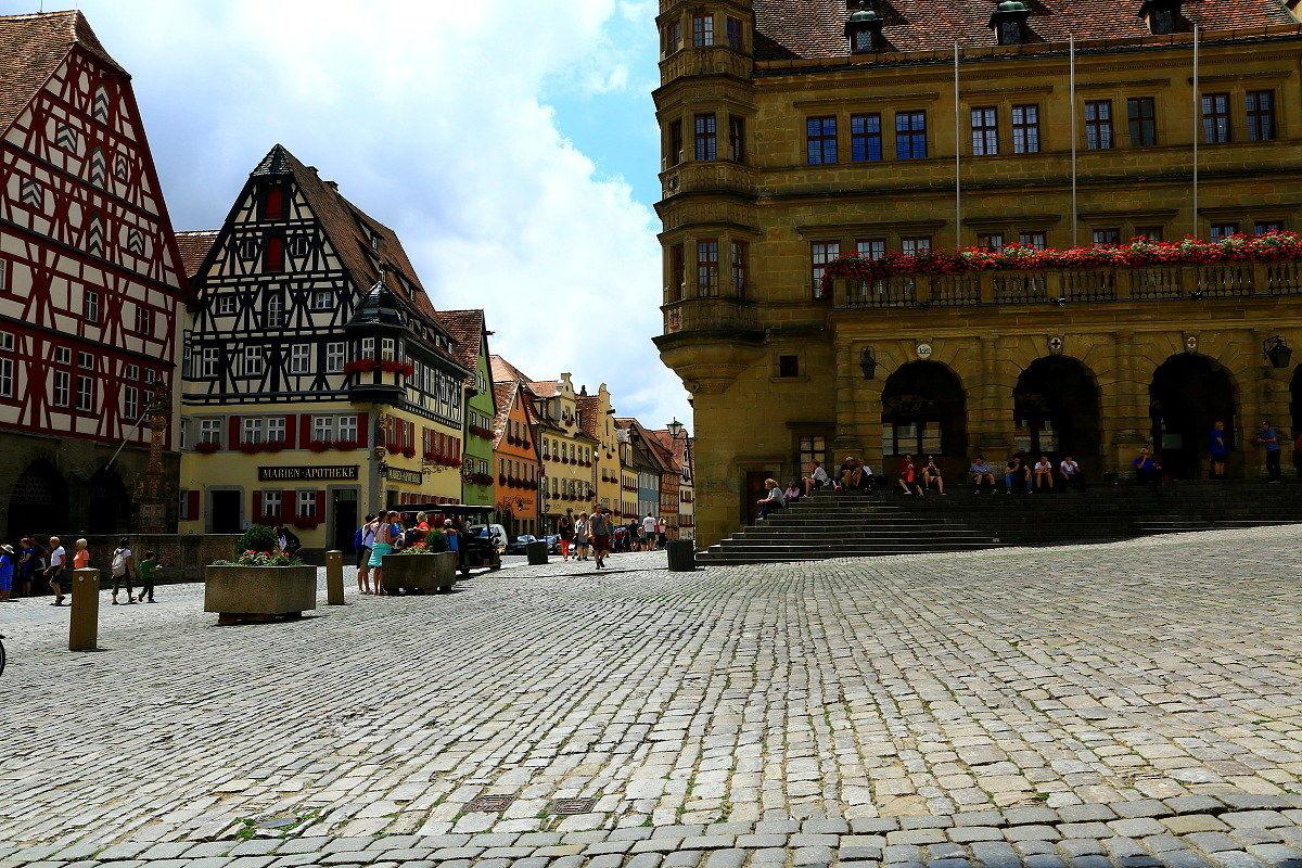 Germany Rottenburg...