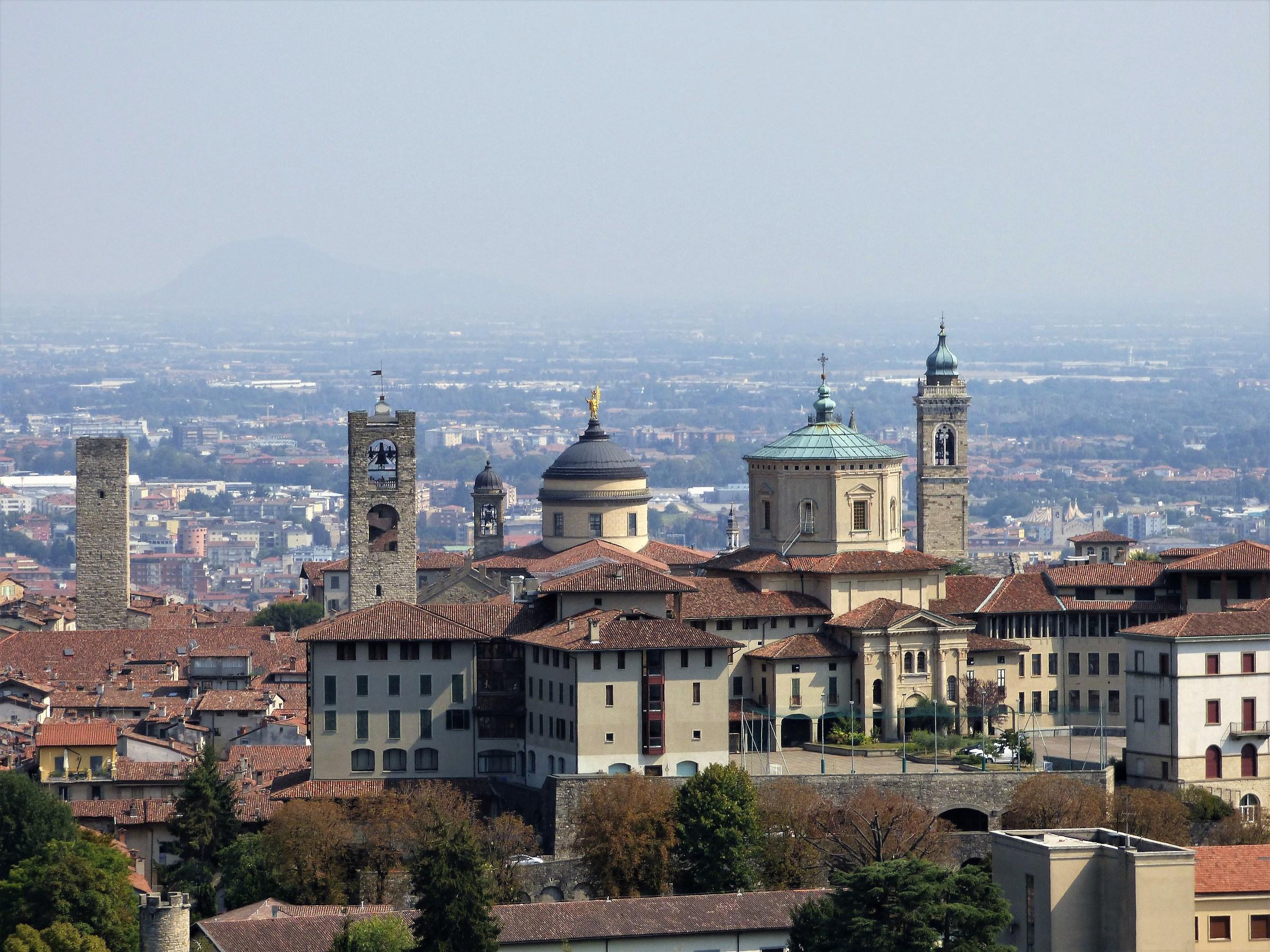 Bergamo high...