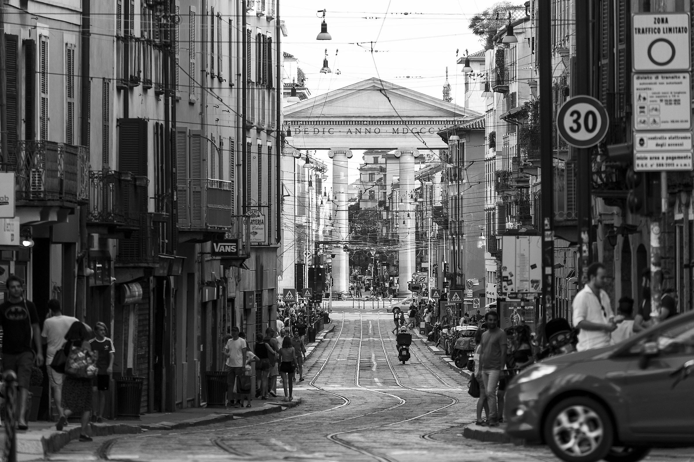 Porta Genova...