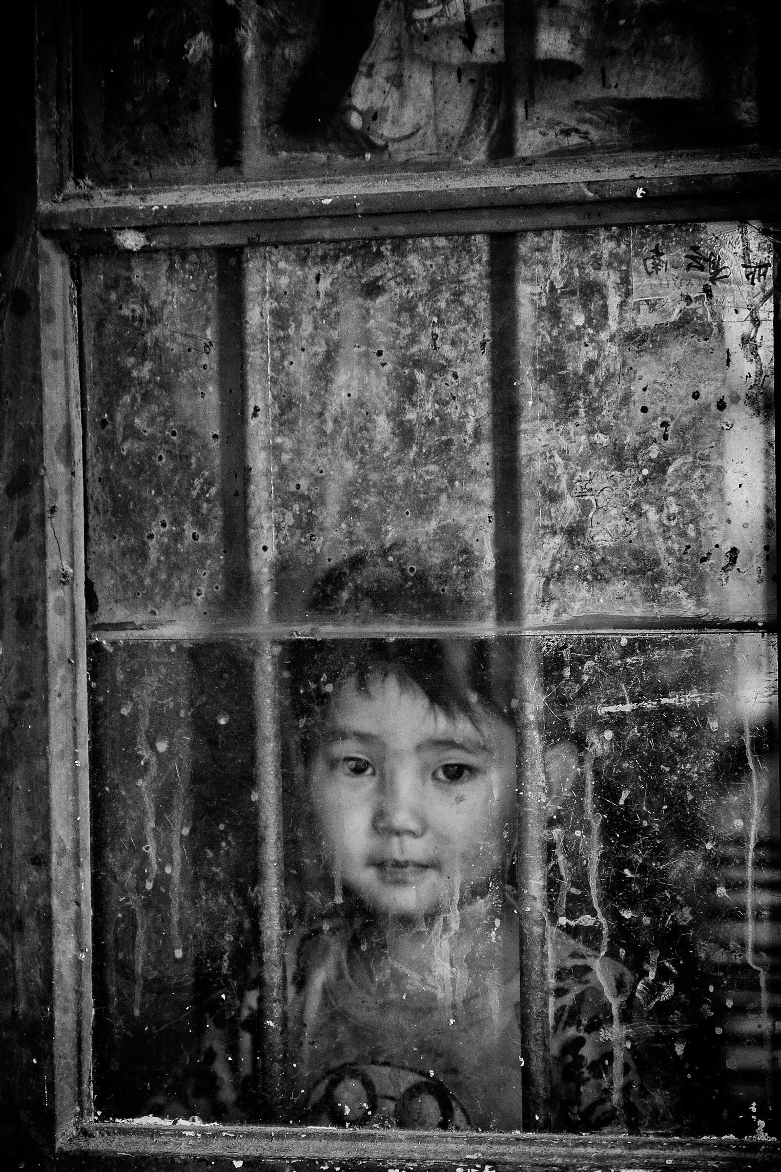 Dietro la finestra...