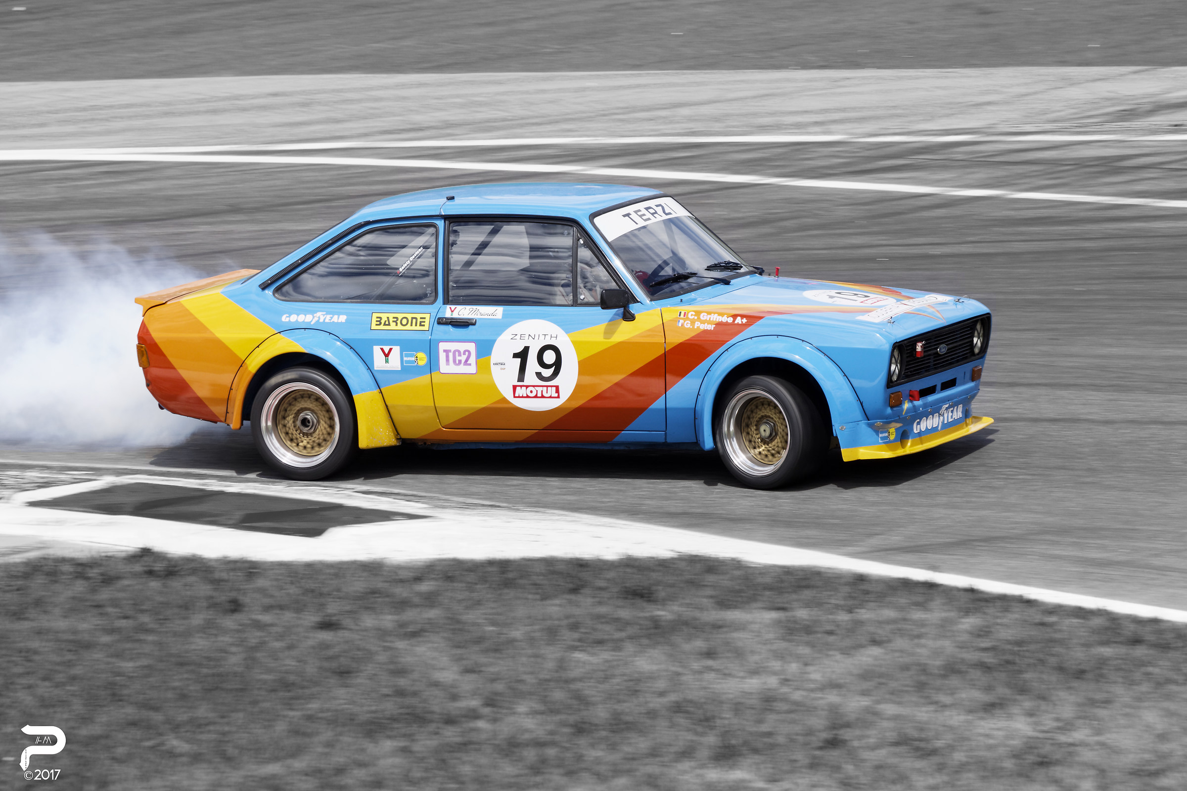 Ford Escort 1800 RS 1978...