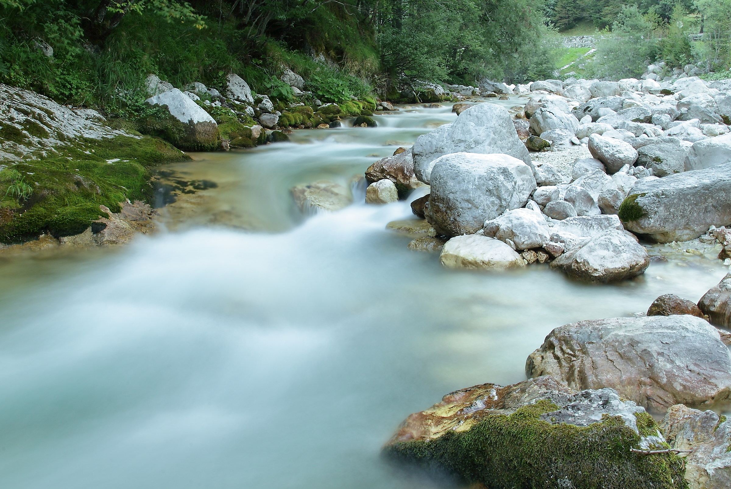 River of the Isonzo River...
