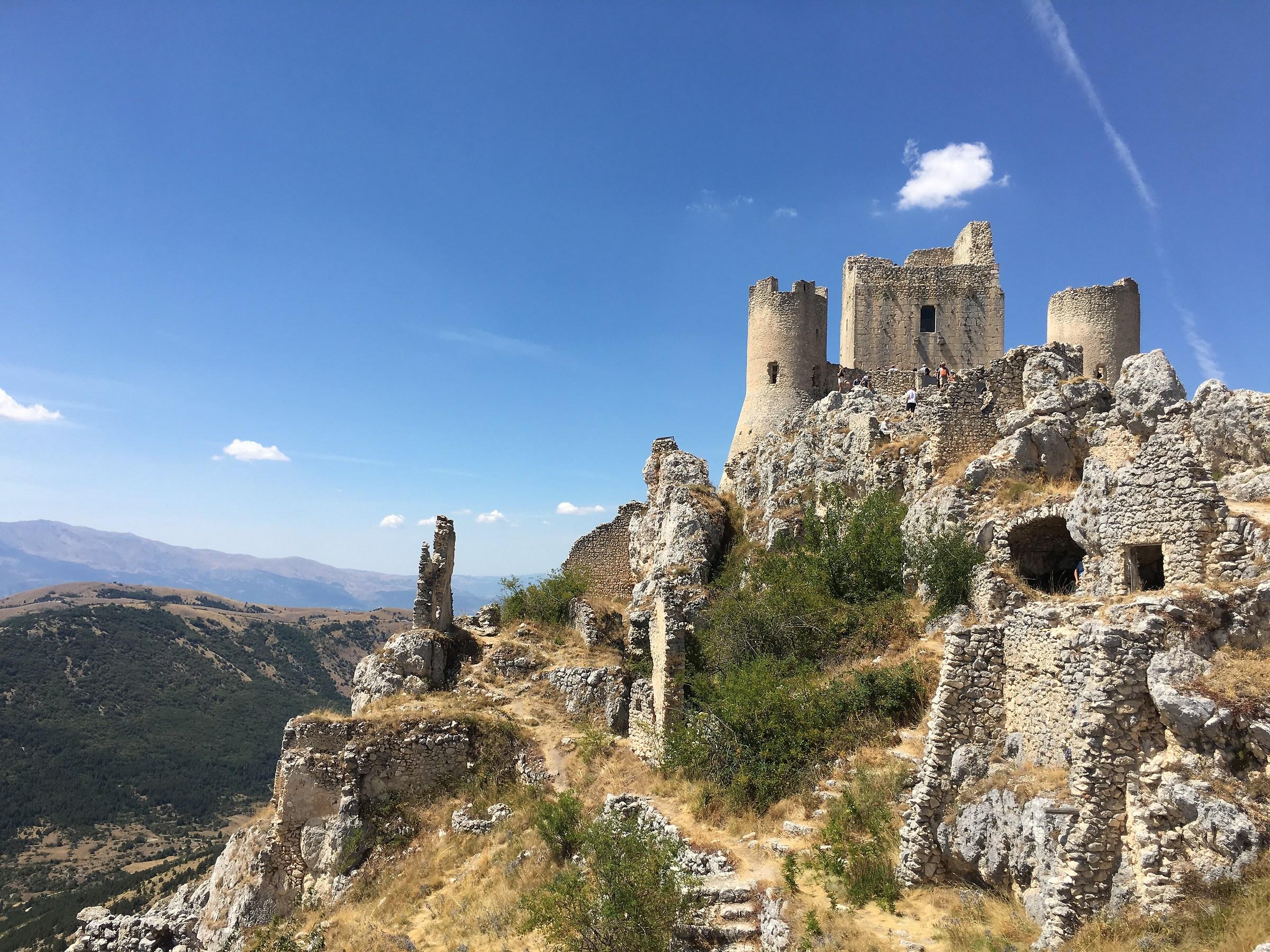 Rocca Calscio...