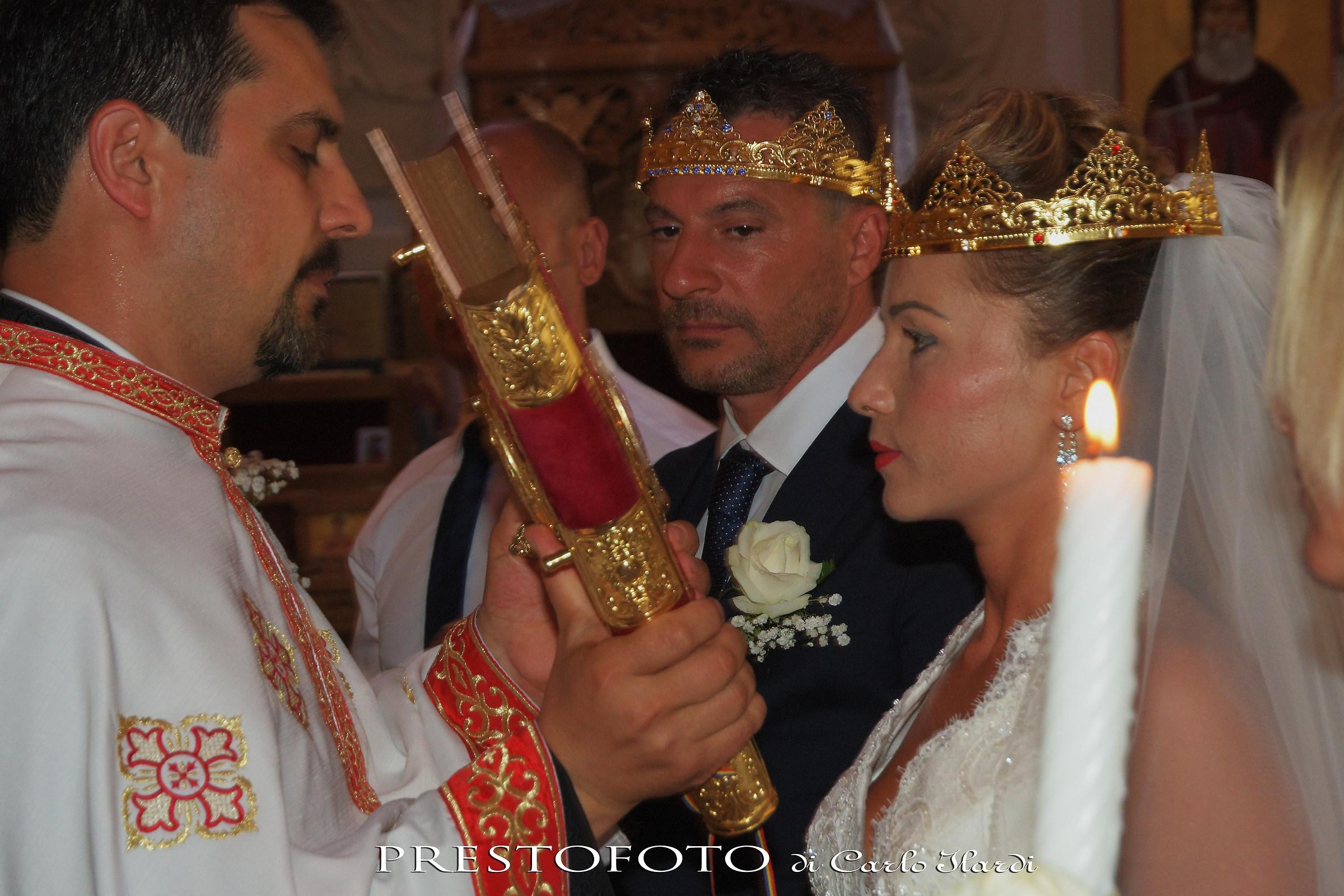 cerimonia ortodossa...