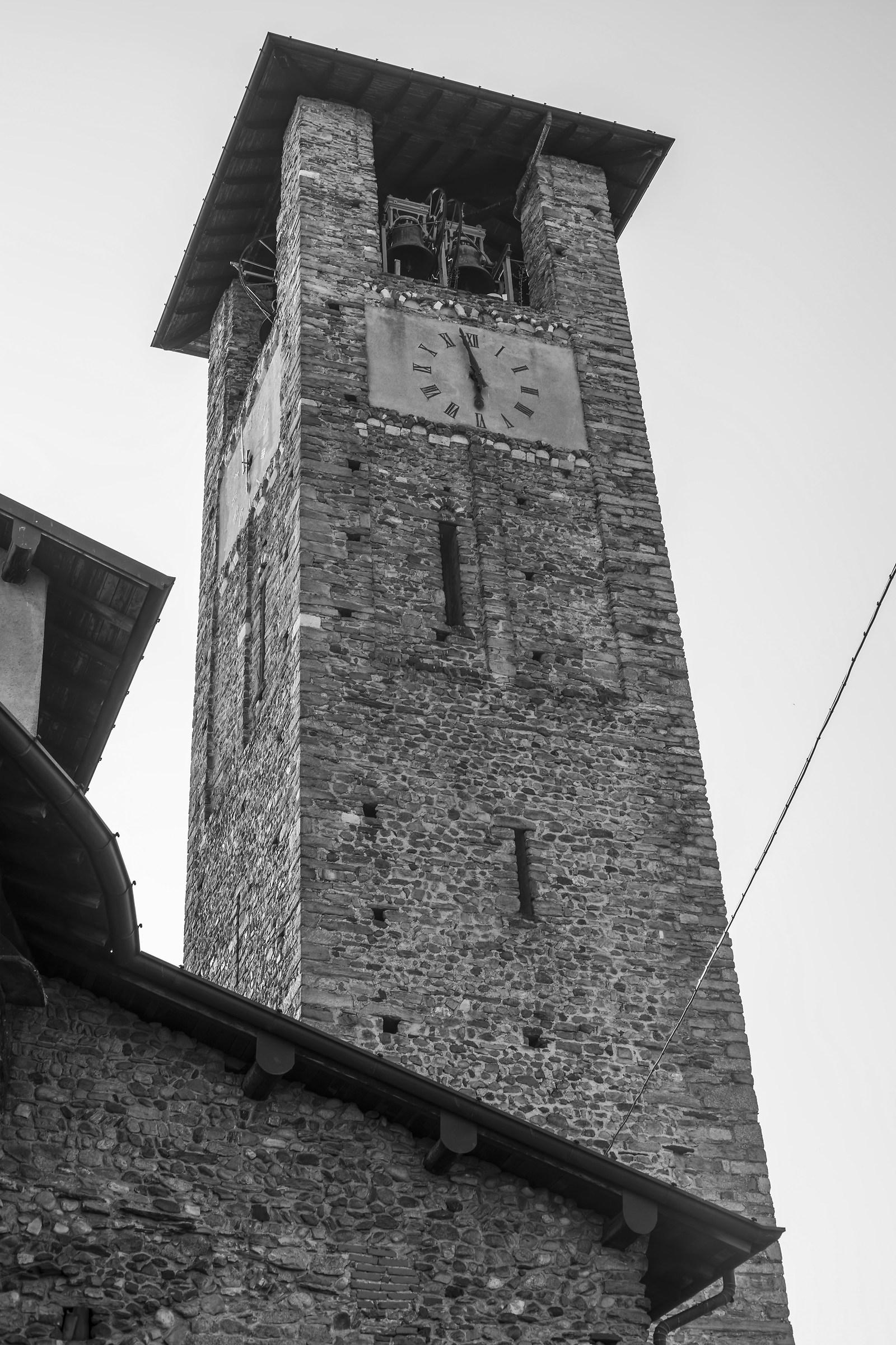 Sesto Calende - Chiesa di San Donato - Campanile...