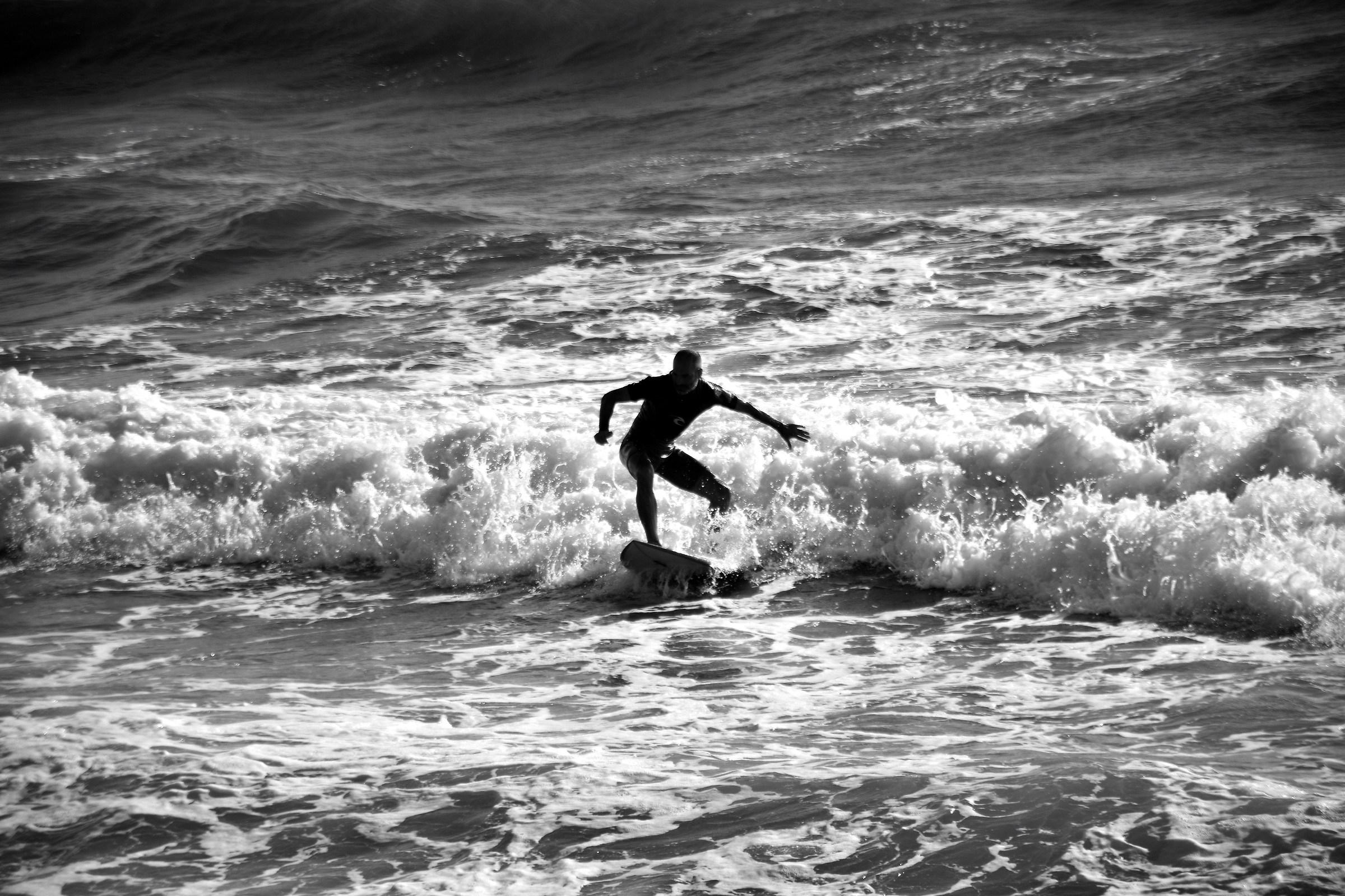 Surfin' Madness...