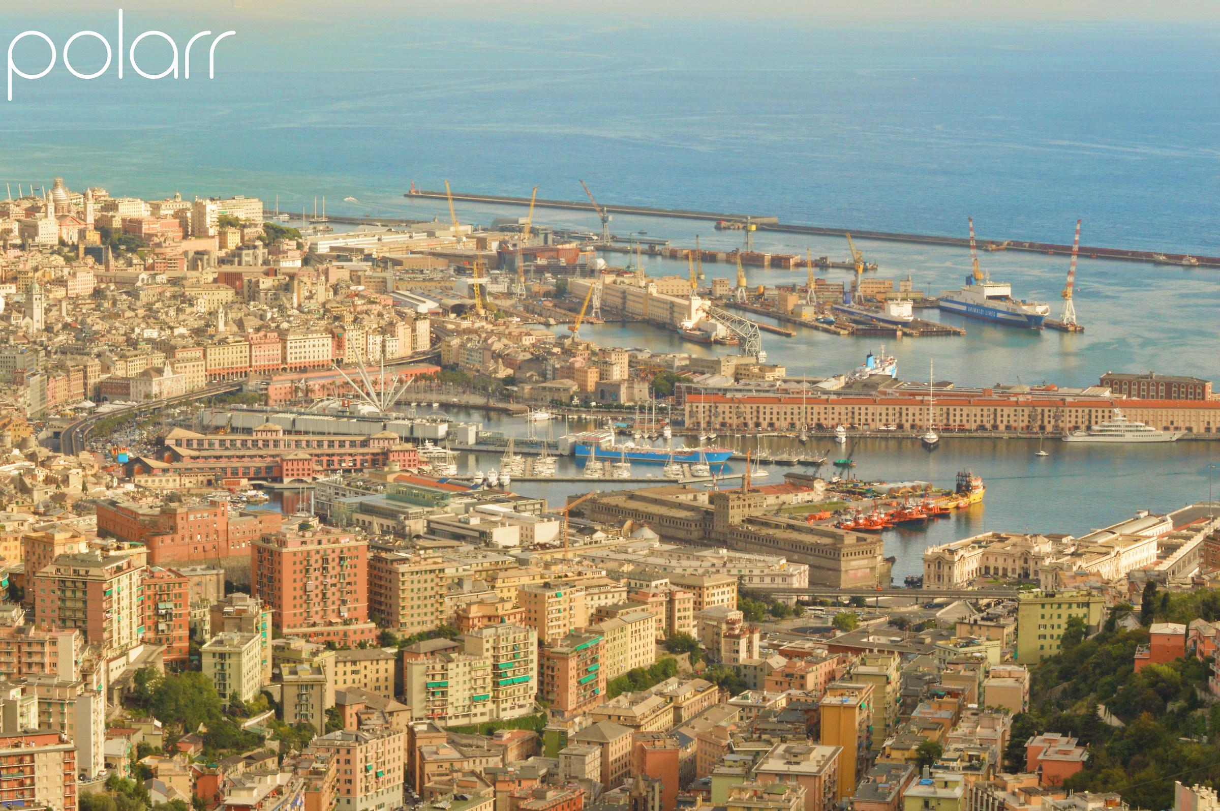 Porto Antico di Genova...