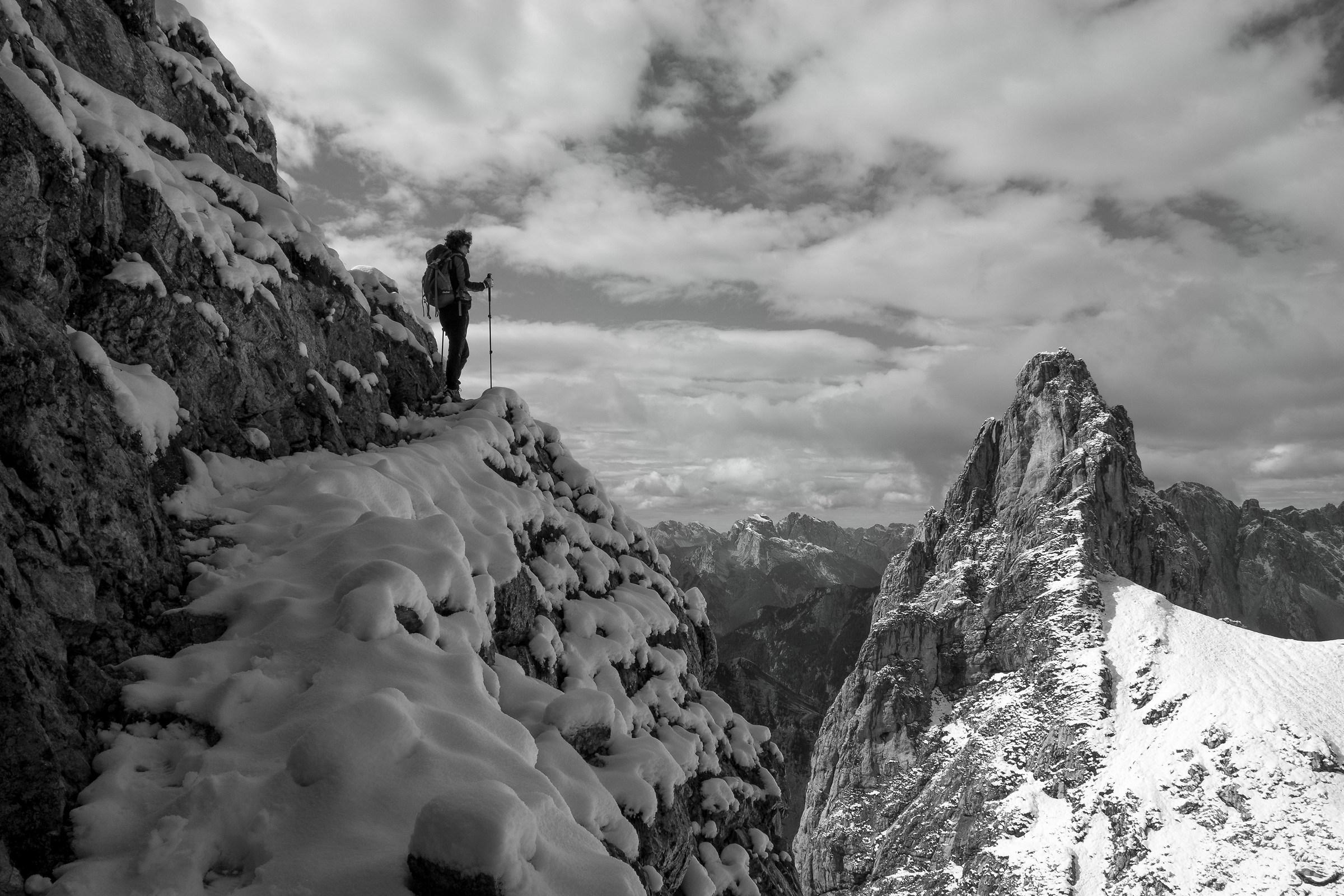 Climb to Mount Avanza...