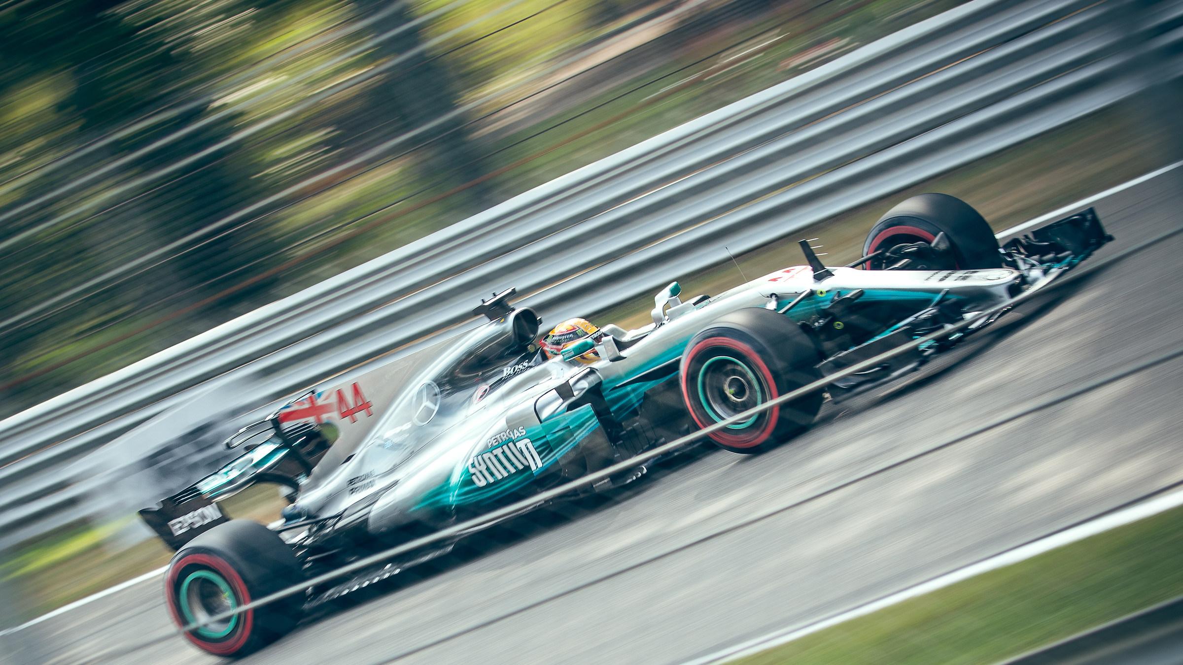 Lewis Hamilton - F1 - Monza 2017...