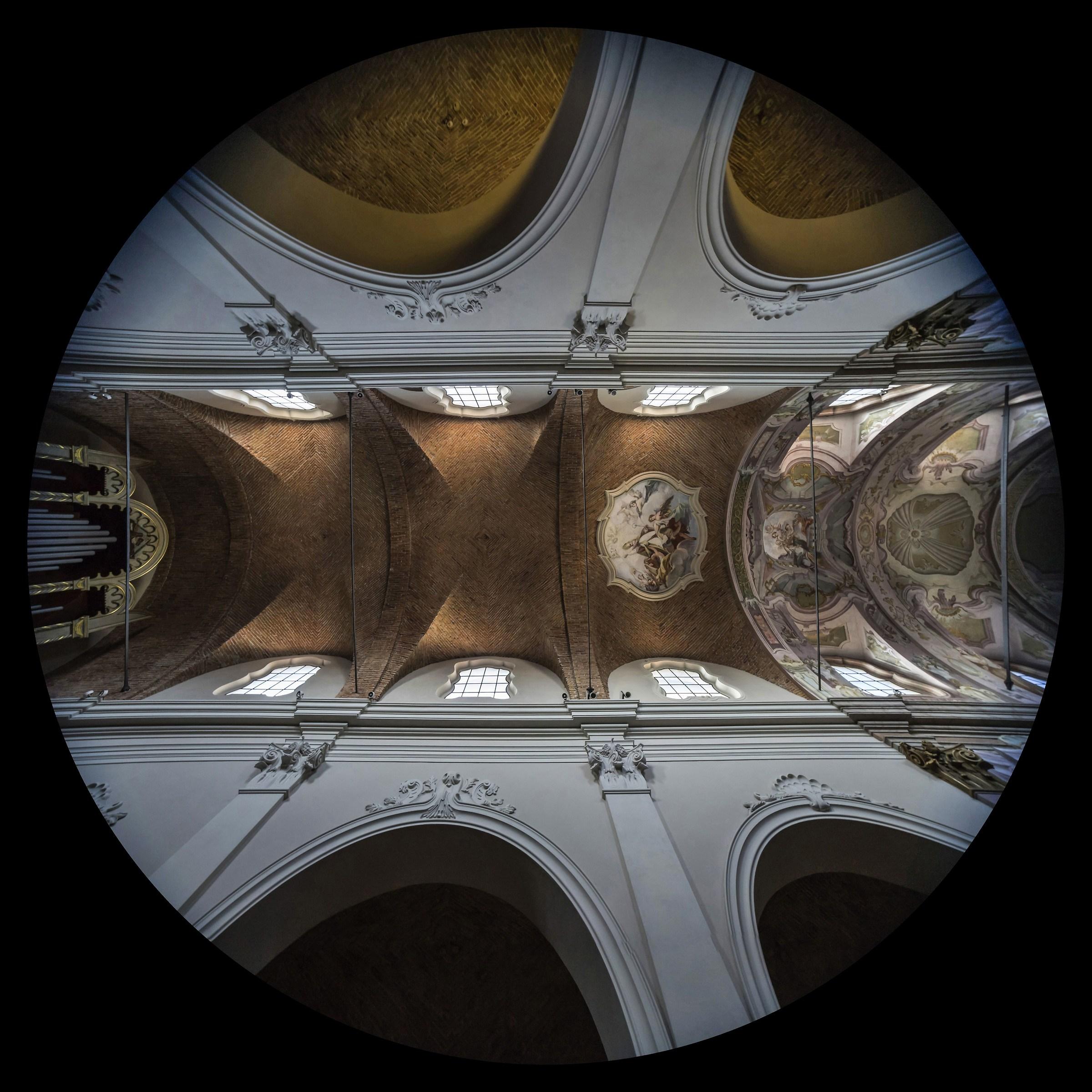 Sesto Calende - Chiesa di San Donato - Volte - 3...
