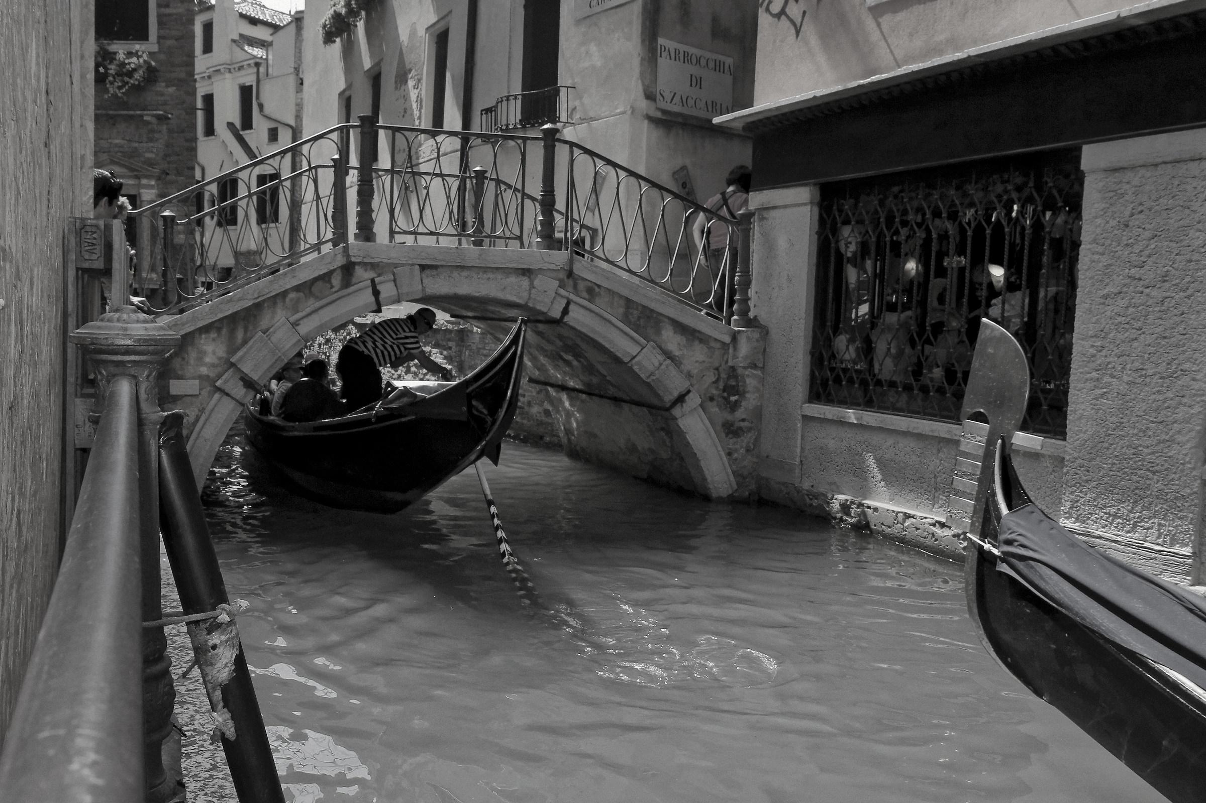 Venezia Black & White...