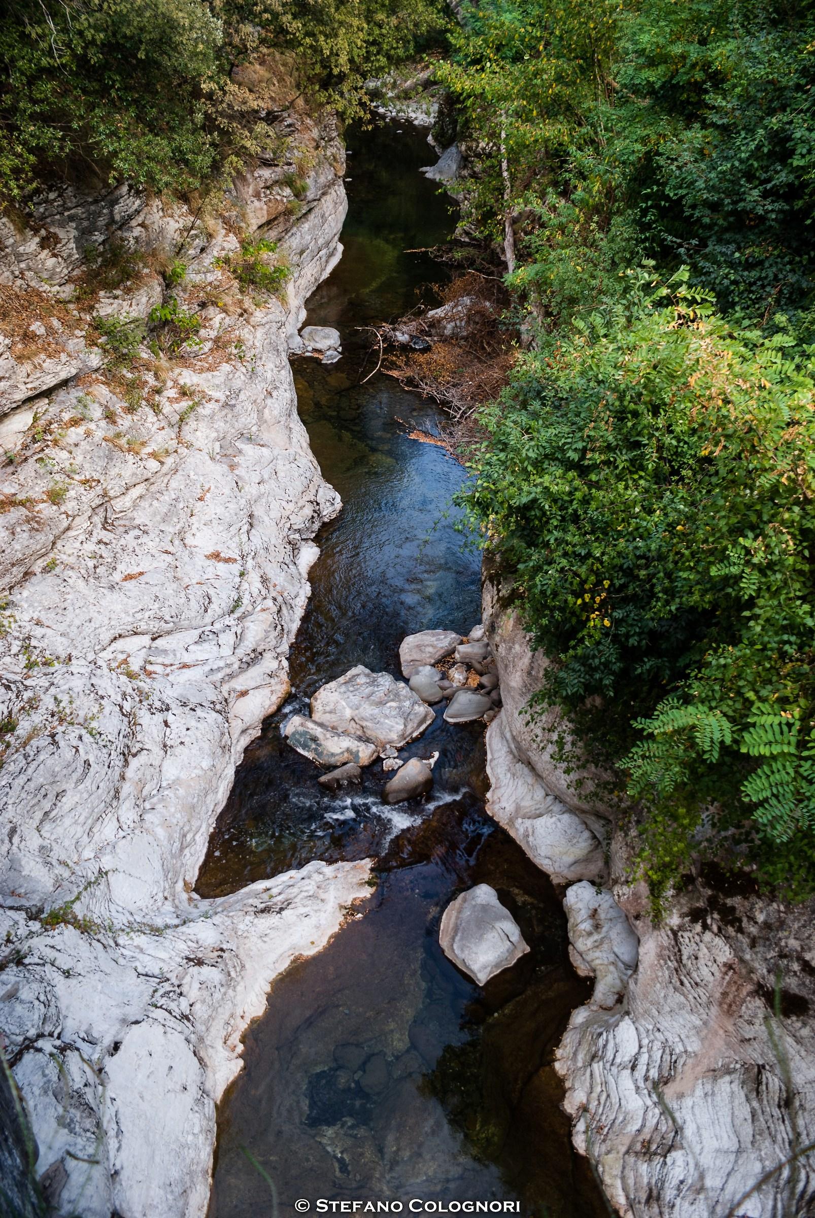 Garfagnana, terra selvaggia....