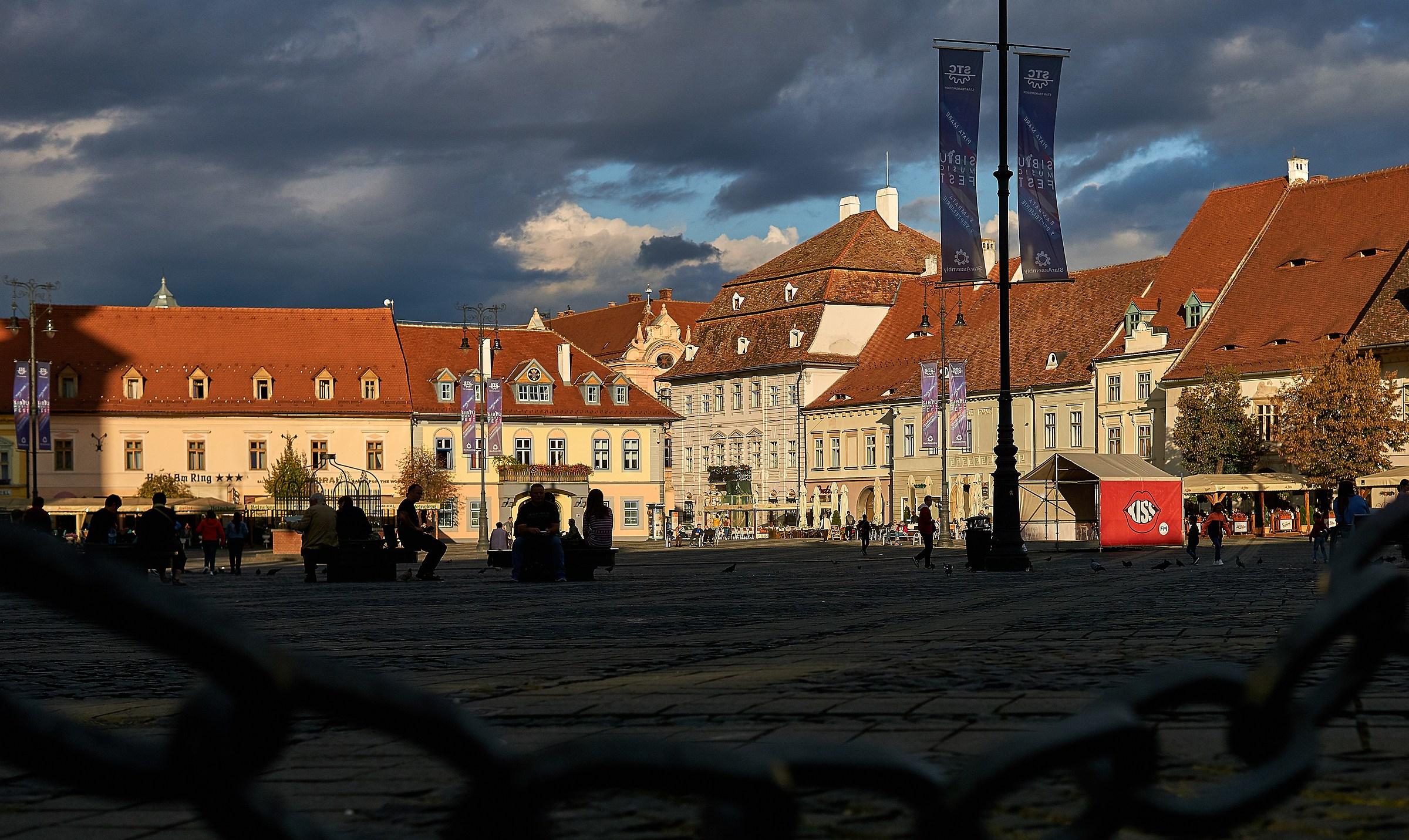 Sibiu...