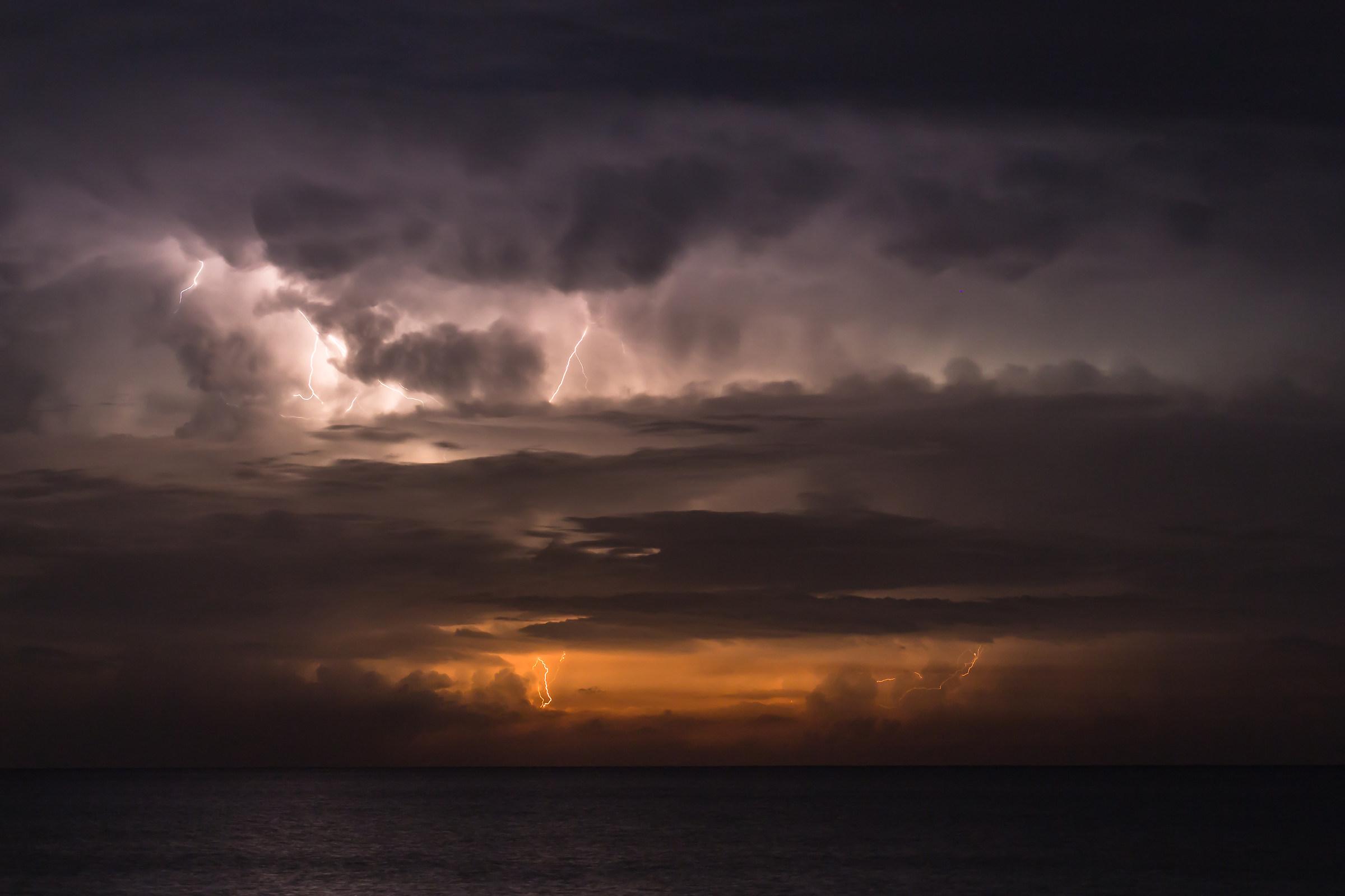 Feel the thunder...