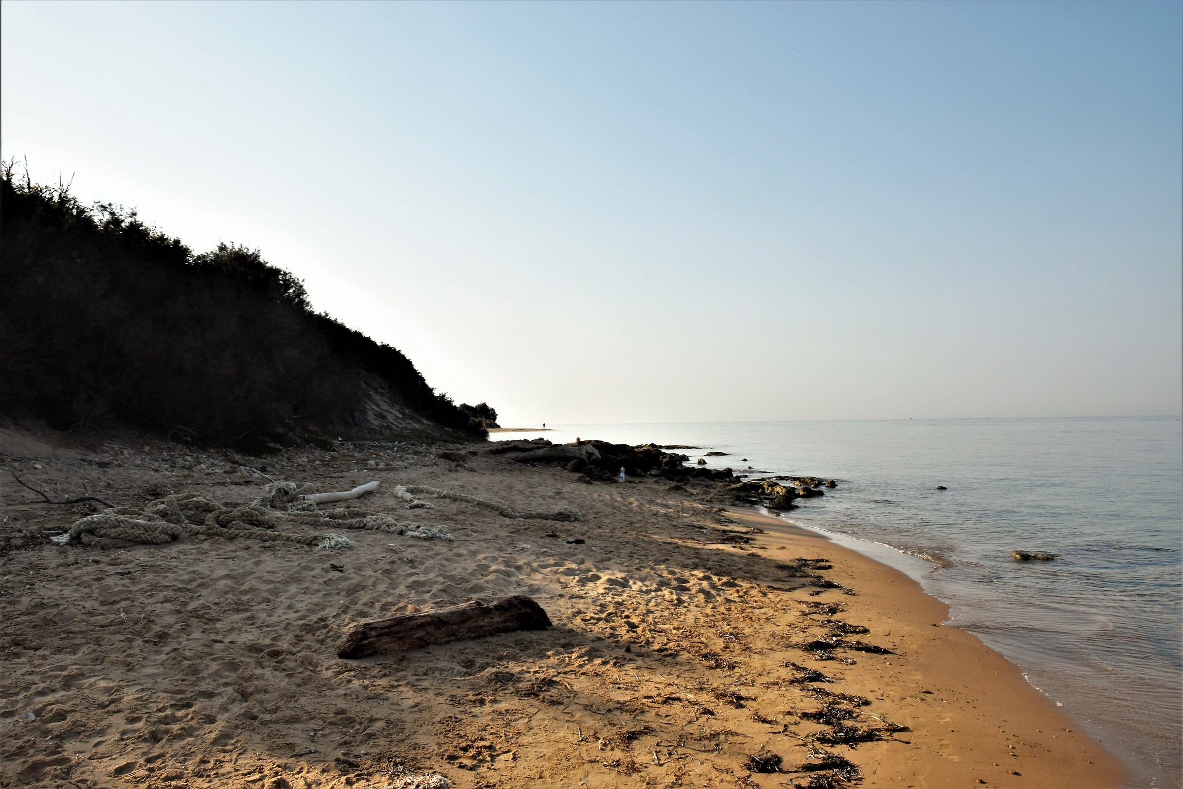 Sicilian beach...