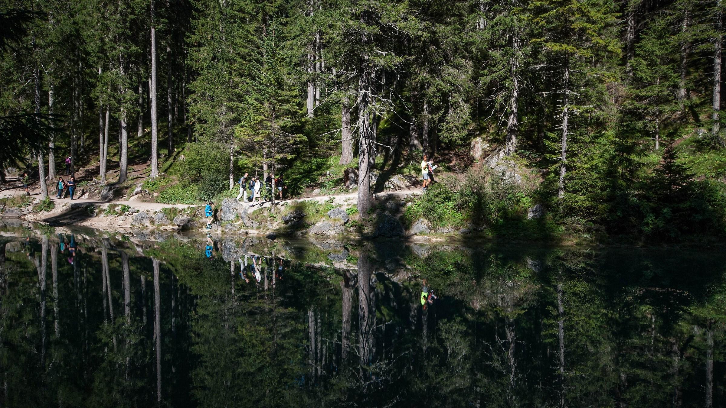 Lago di Braies...