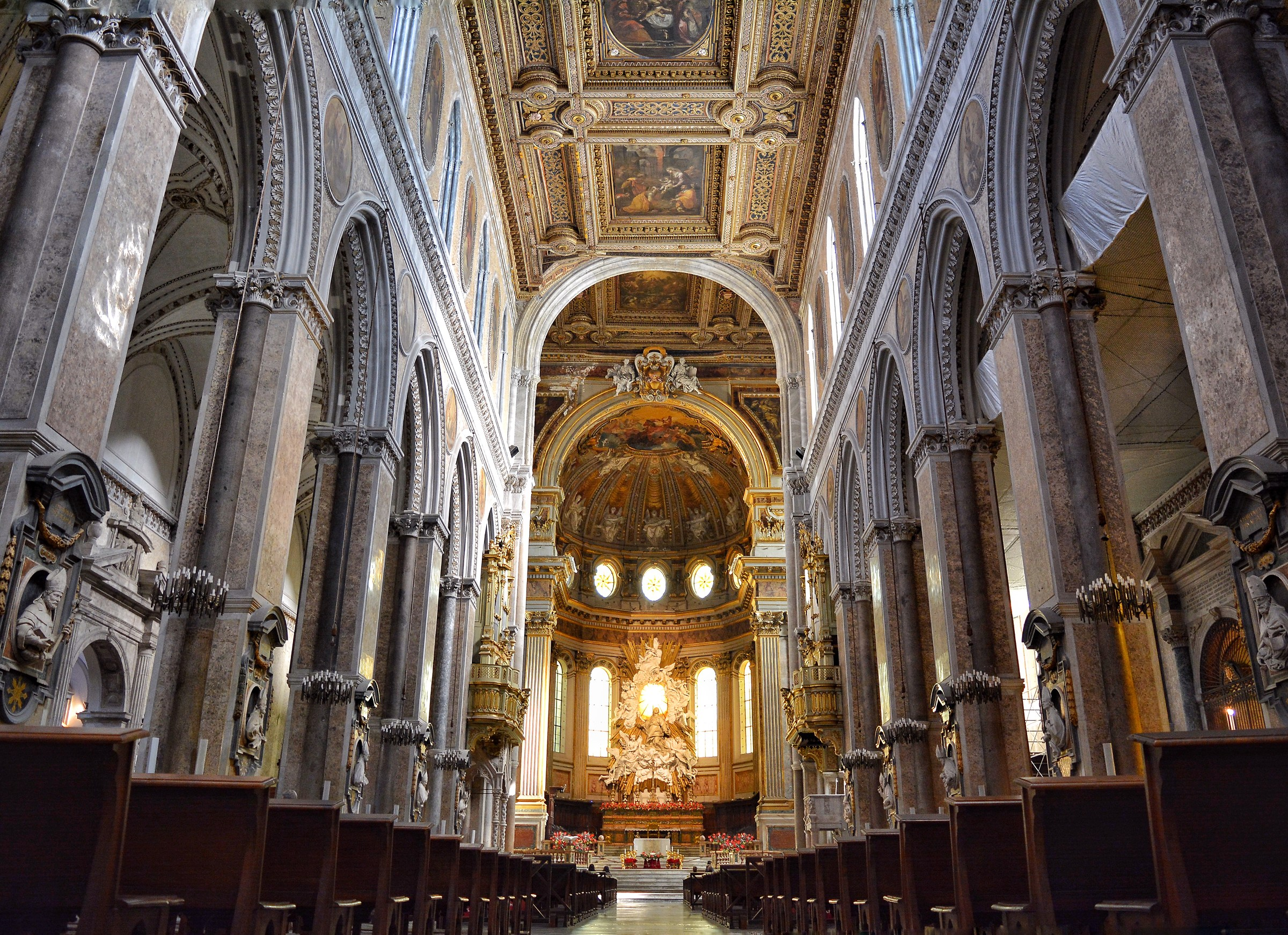Cathedral of Naples...