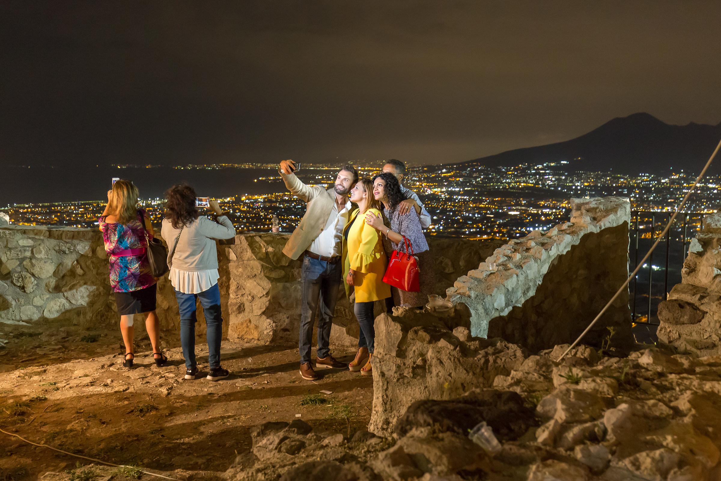 Selfie panoramic...