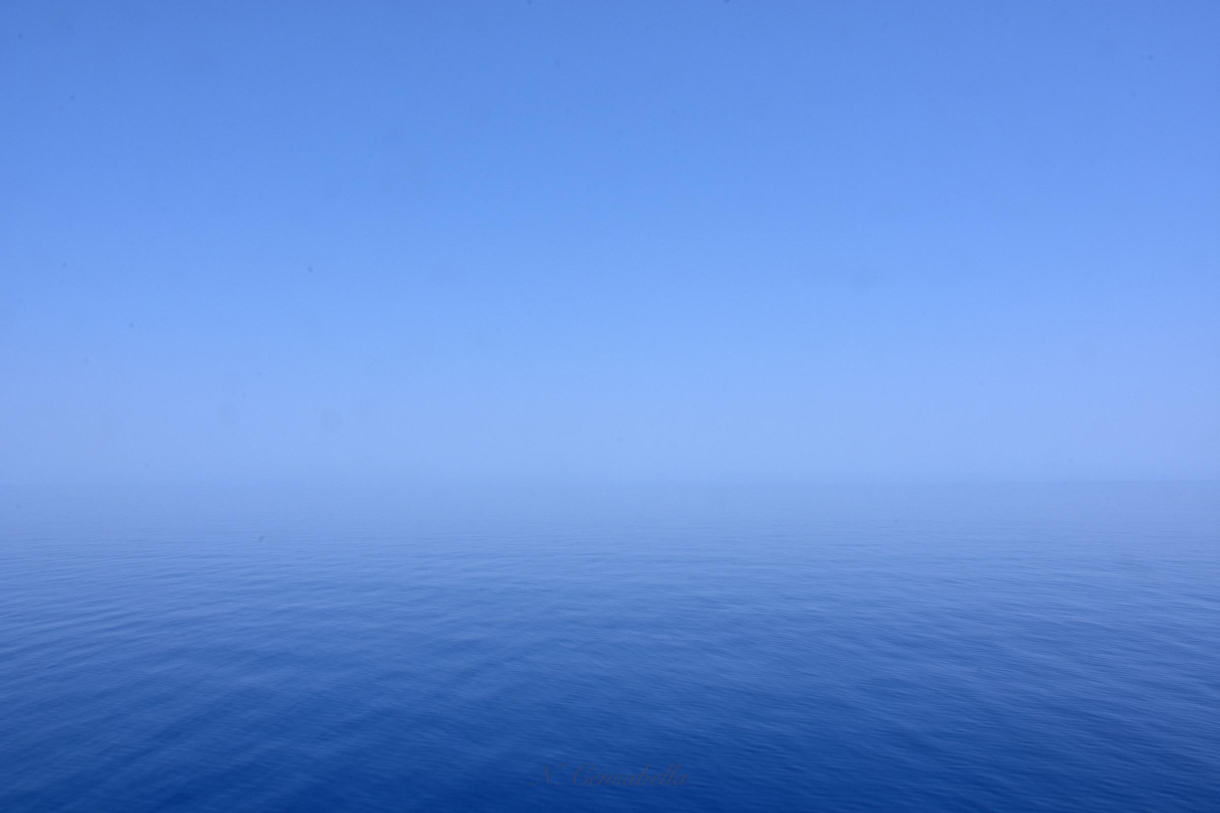 Naufragar me sweet in this sea ......