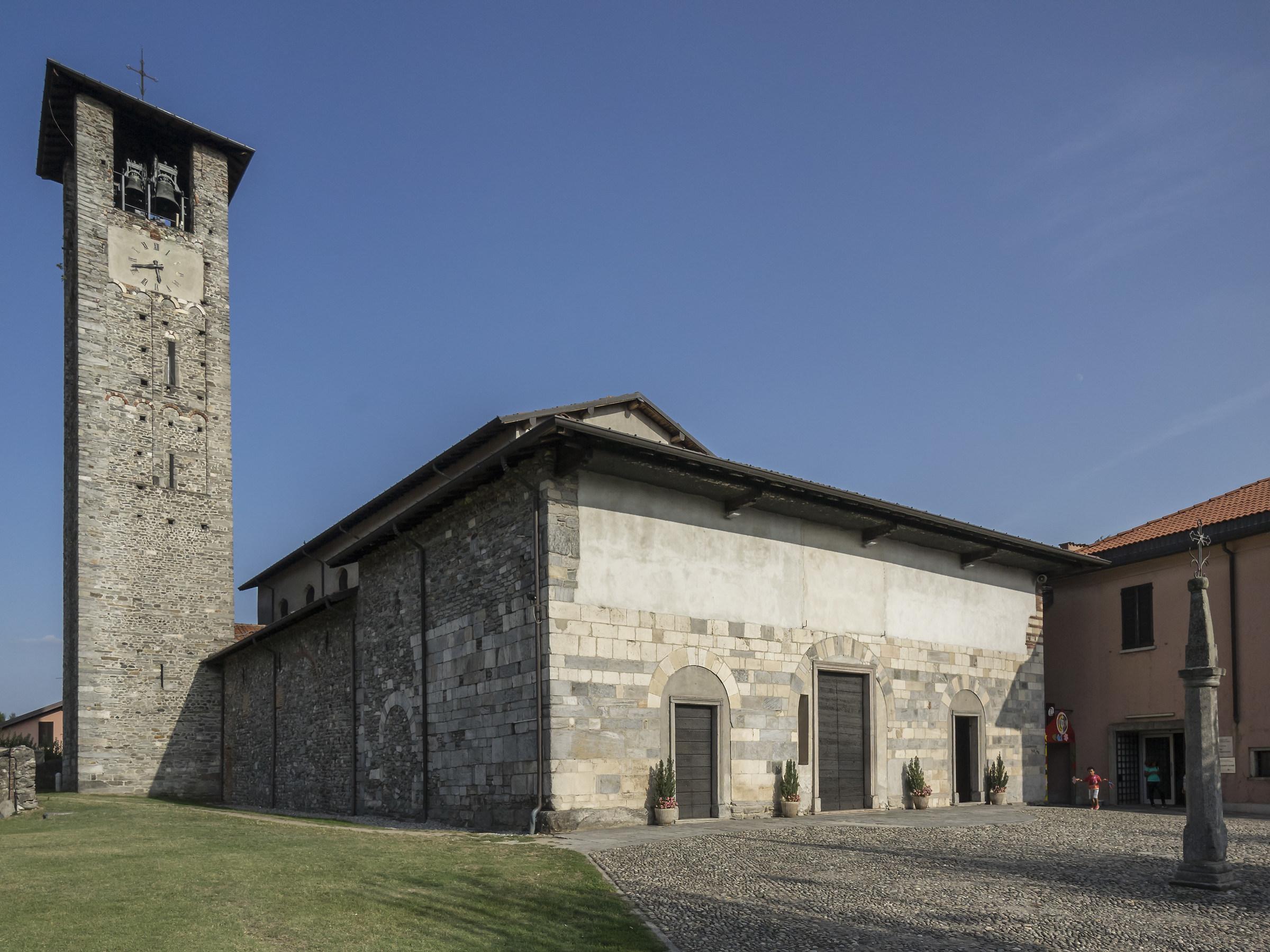 Sesto Calende - Chiesa di San Donato...