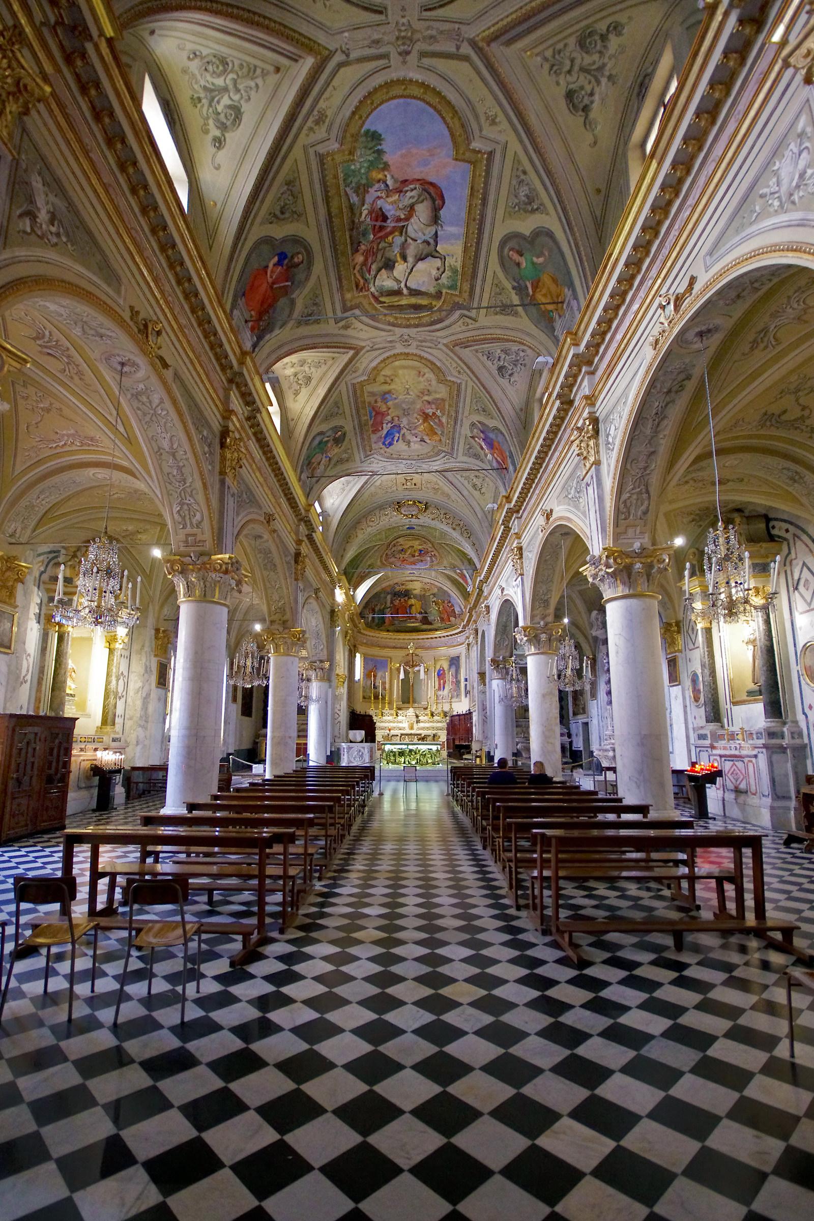 Church of San Martino (Portofino)...