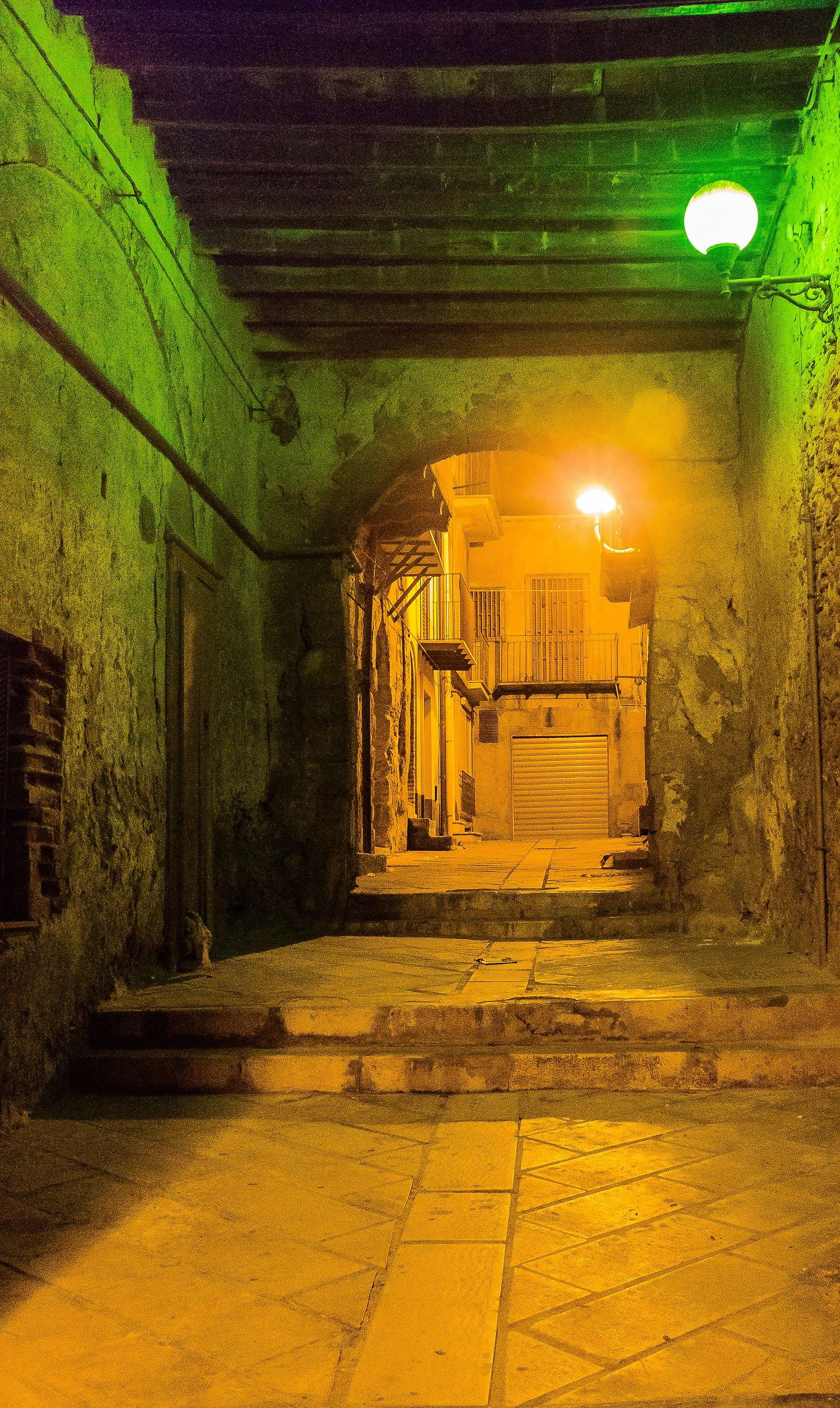 Historical alley...