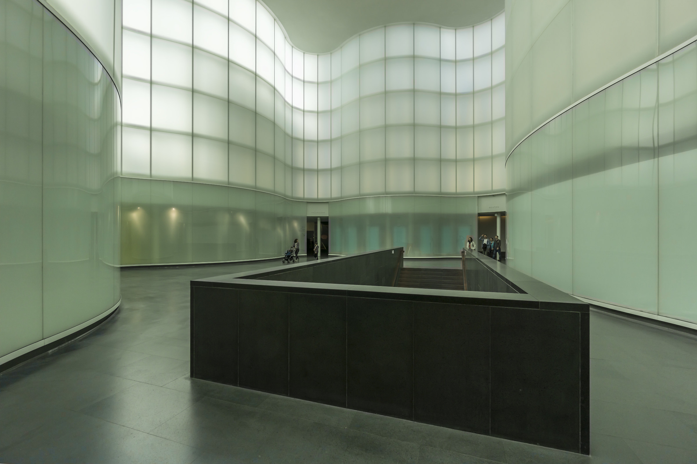 Museo delle Culture (Mudec) - Atrio vetrato - 1...