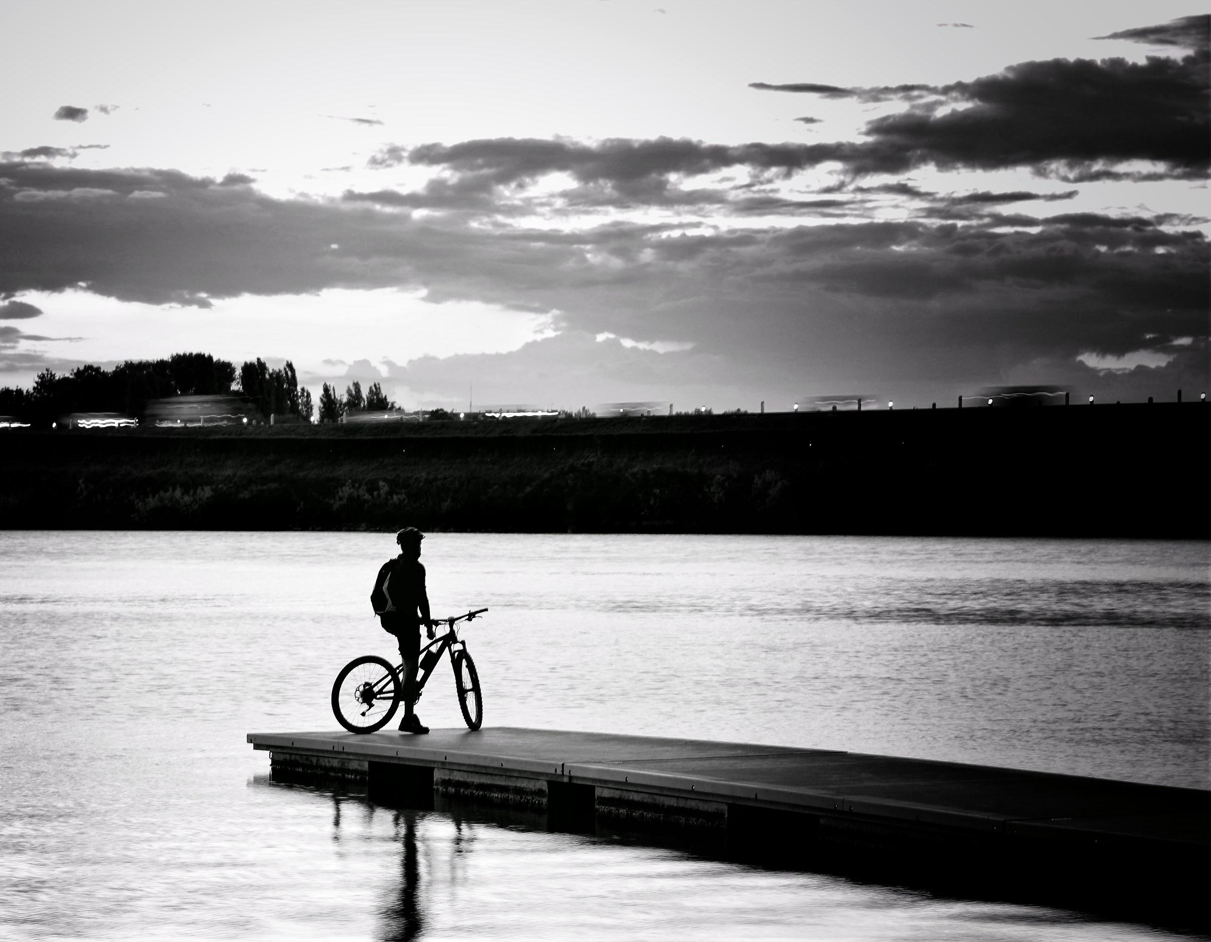 Sunset in Mantua...