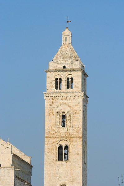 Campanile Cattedrale Di Barletta
