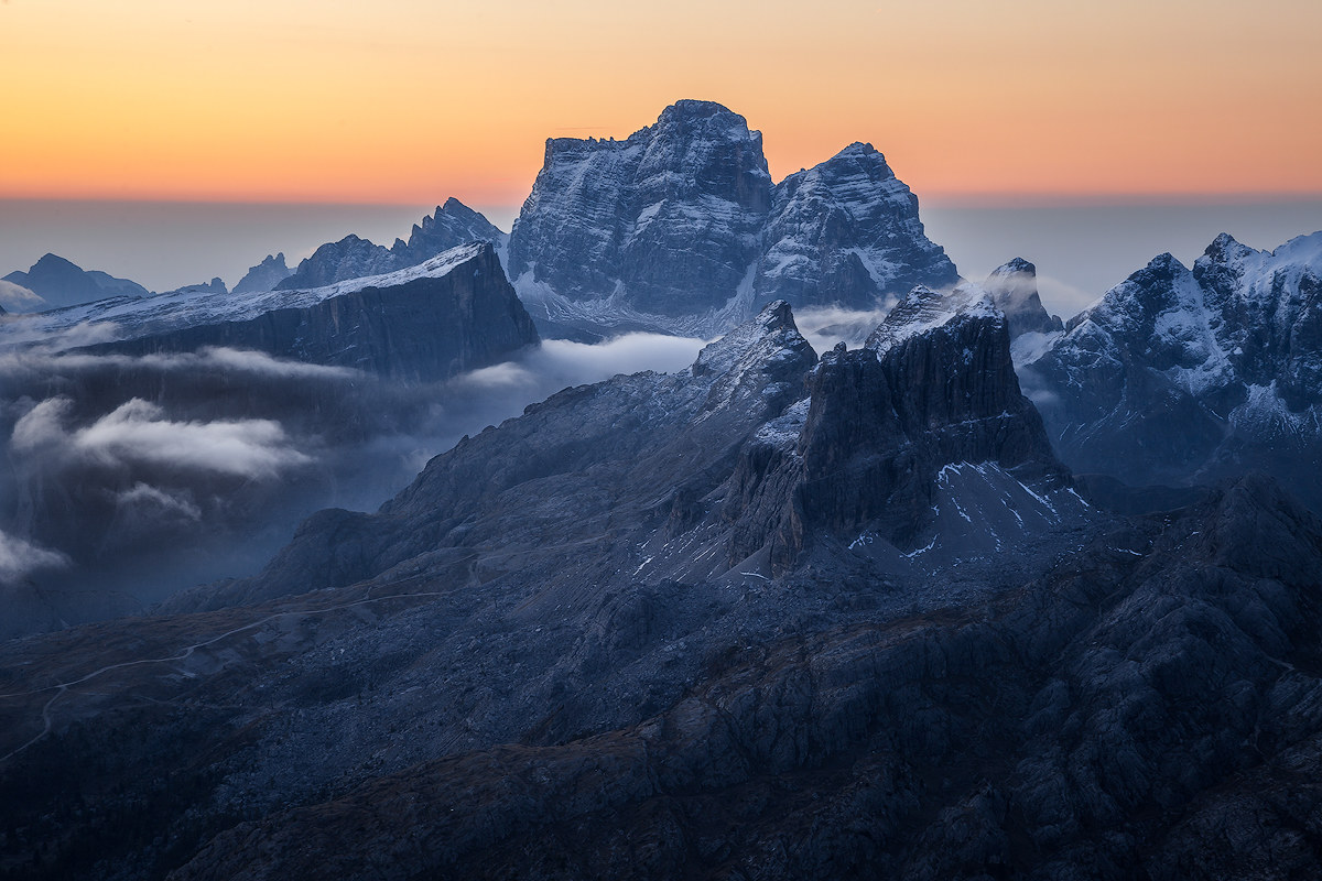 Monte Pelmo...