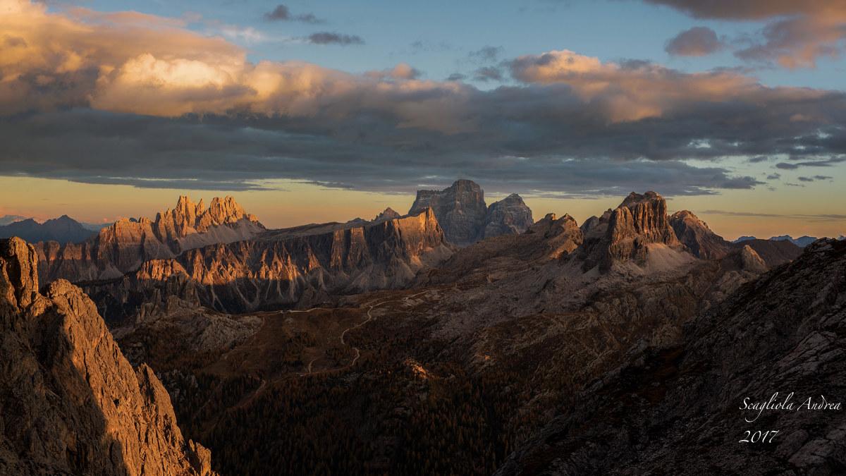 Red Dolomites...