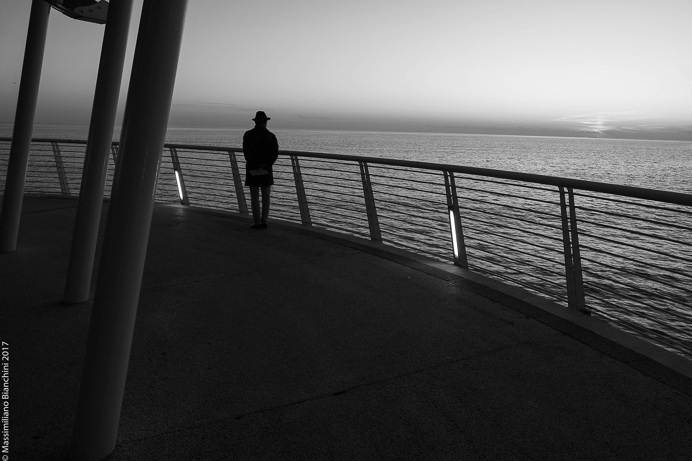 La linea d'ombra...