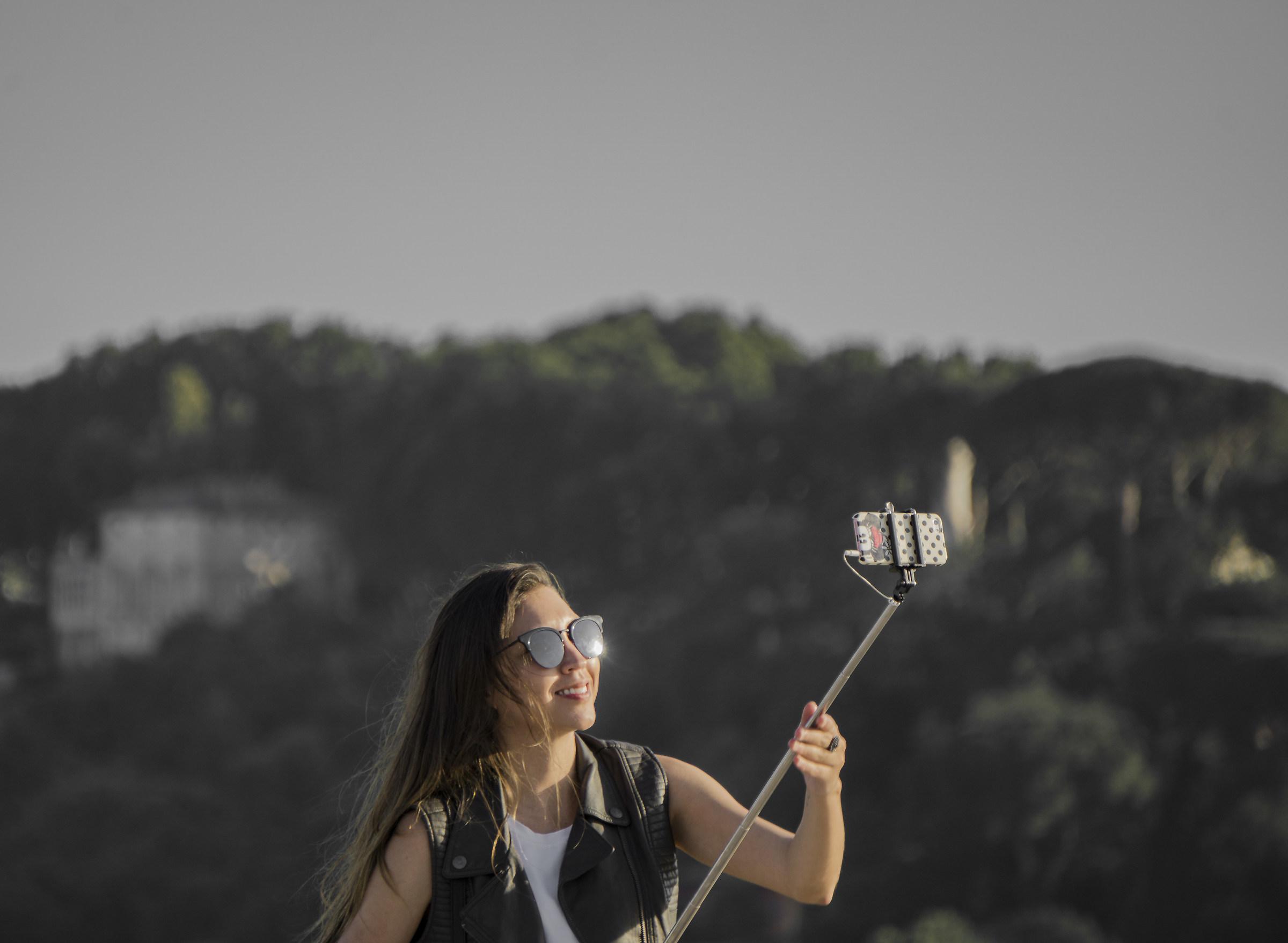 Selfie Romano...