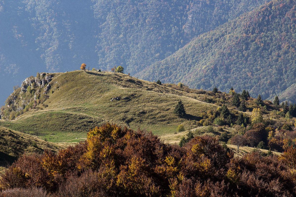 Autumn hill...