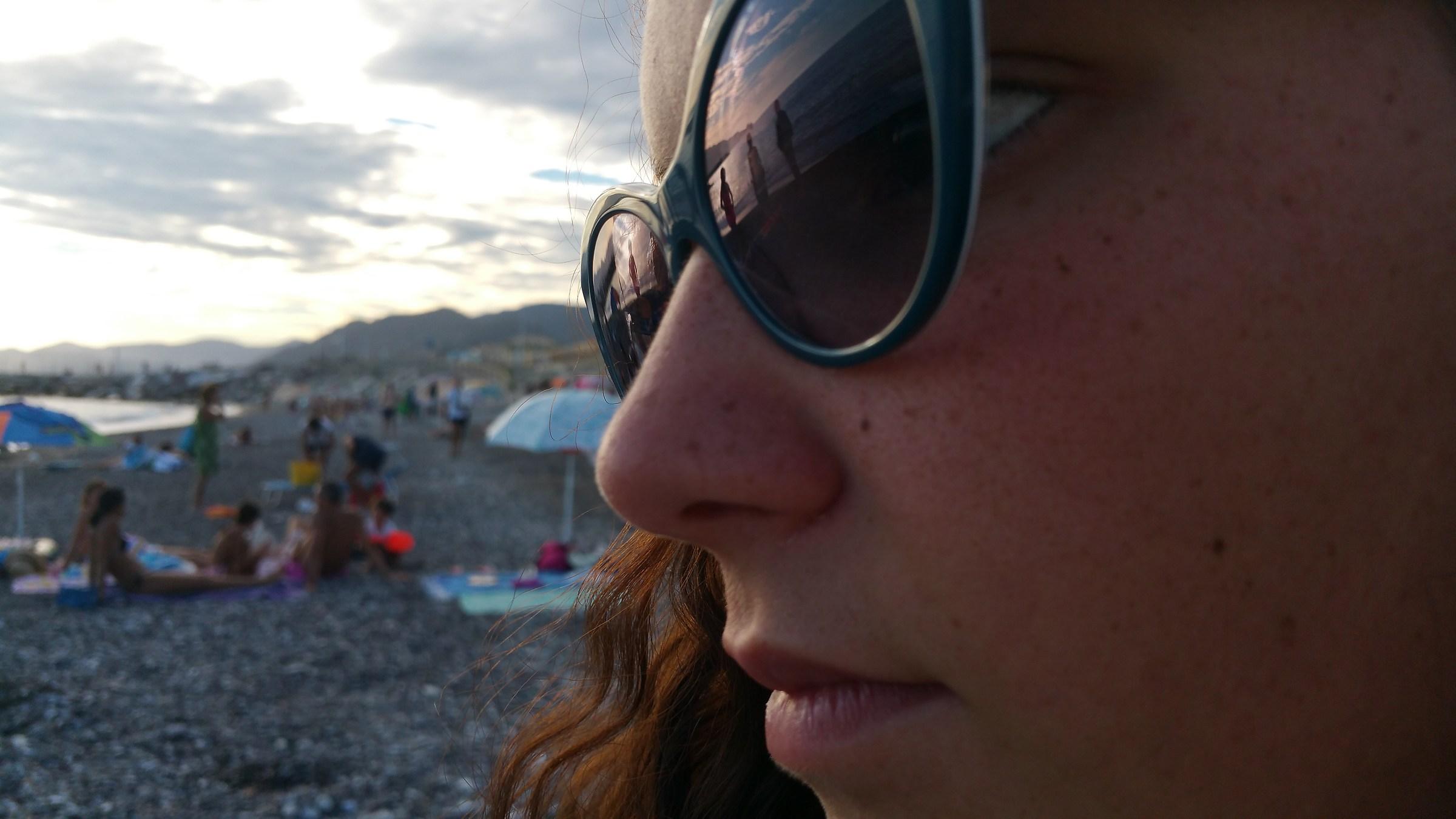 Celeste ... Lavagna beach (ge)...