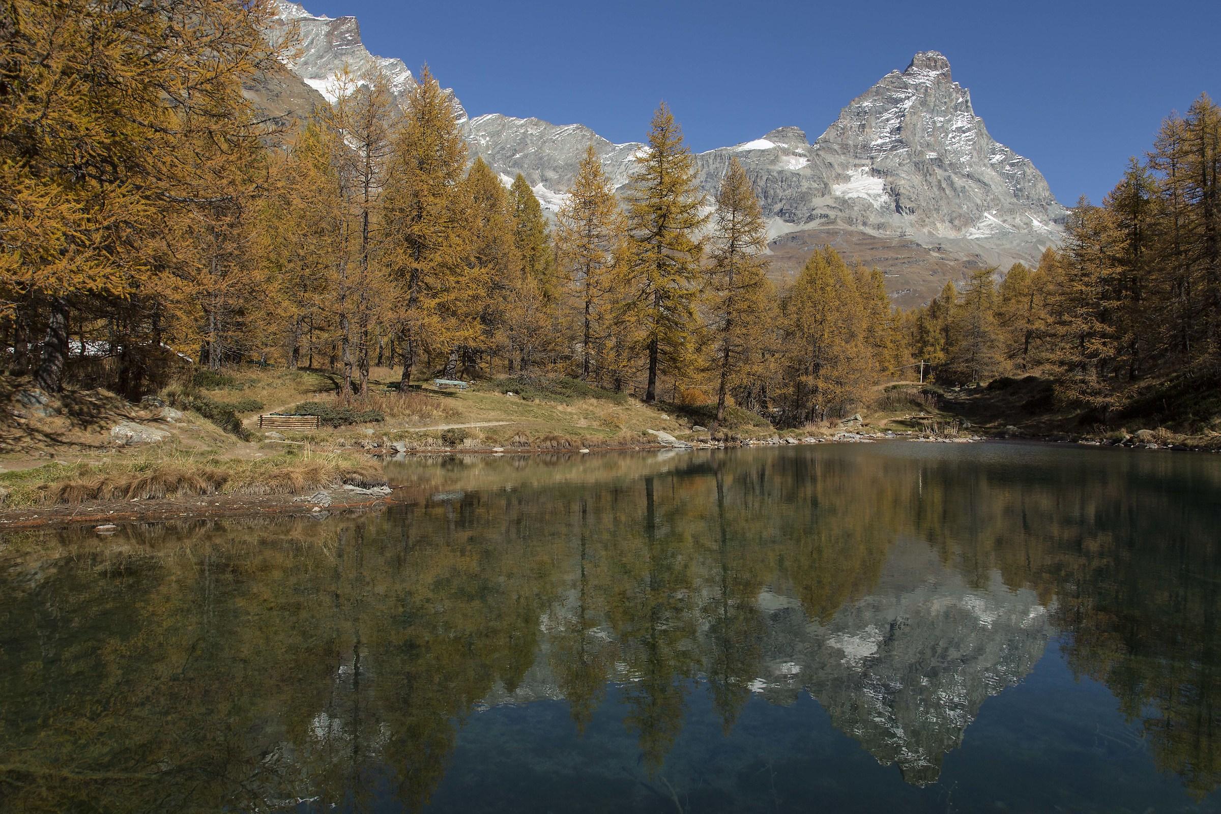 Autumn at Blue Lake 2...