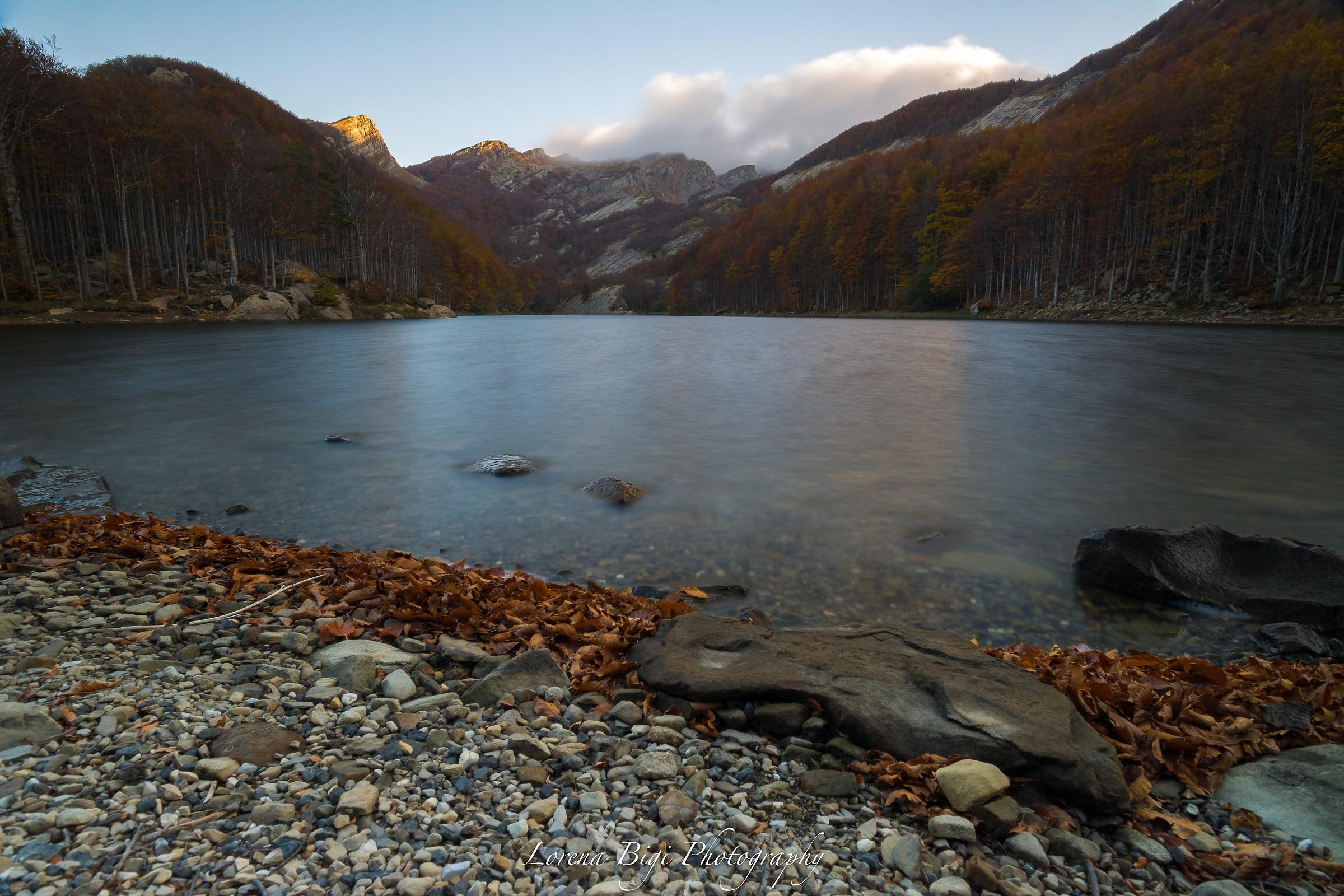 L'autunno al Lago Gemini...