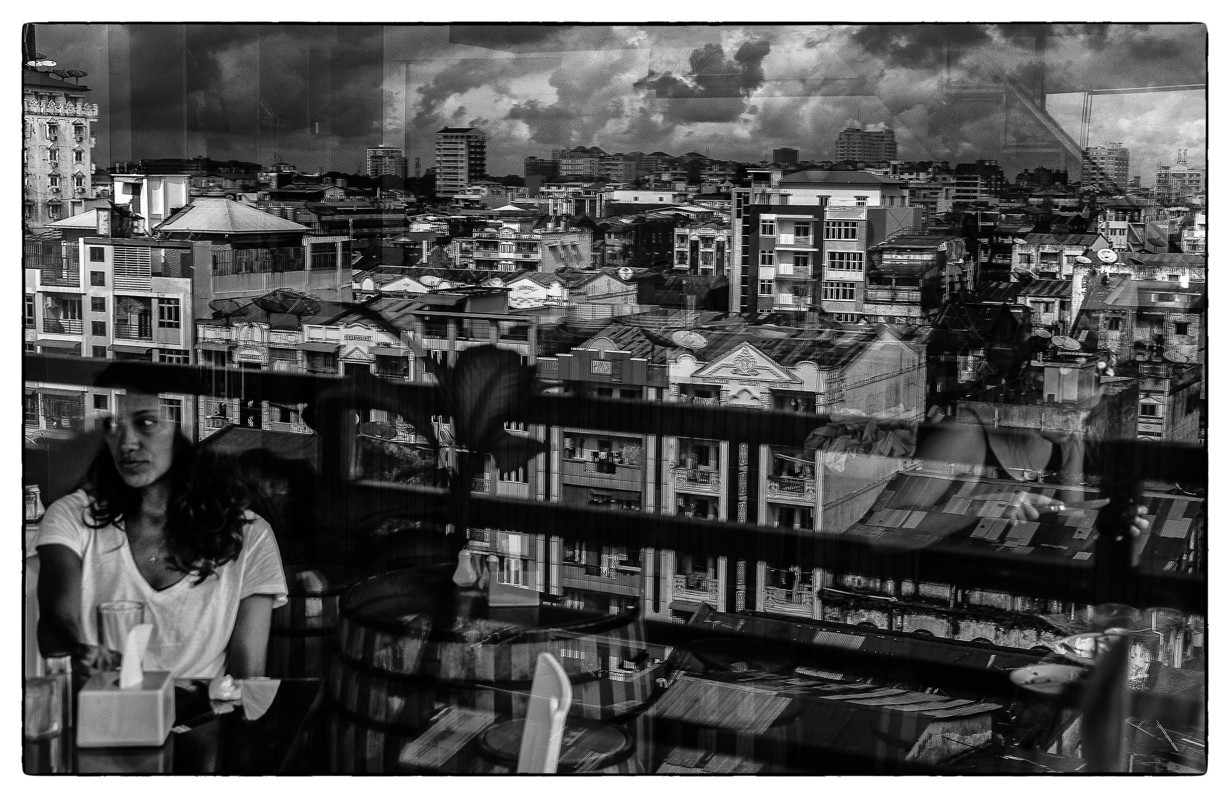 Yangon...