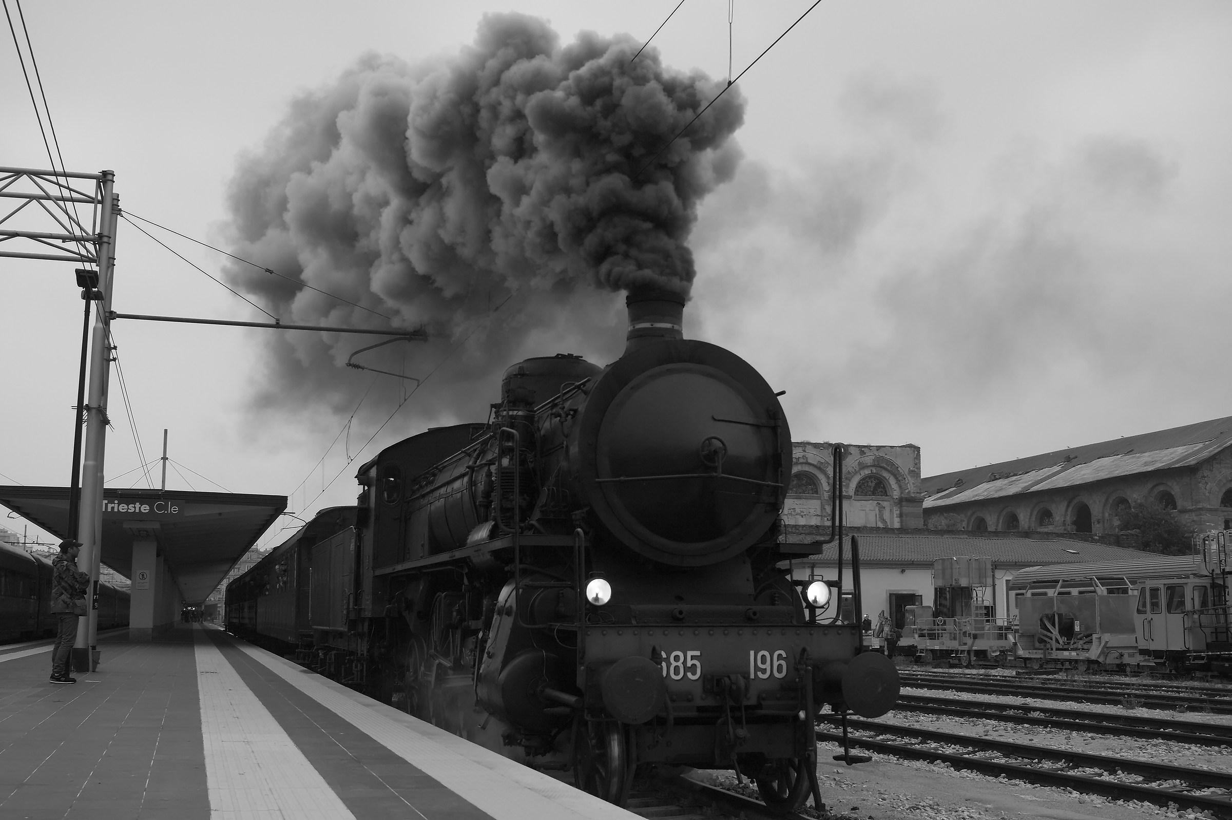 Historical Train...