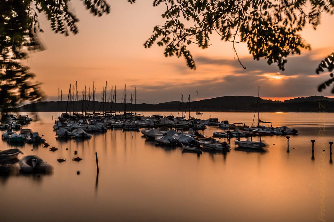 Barche all alba...