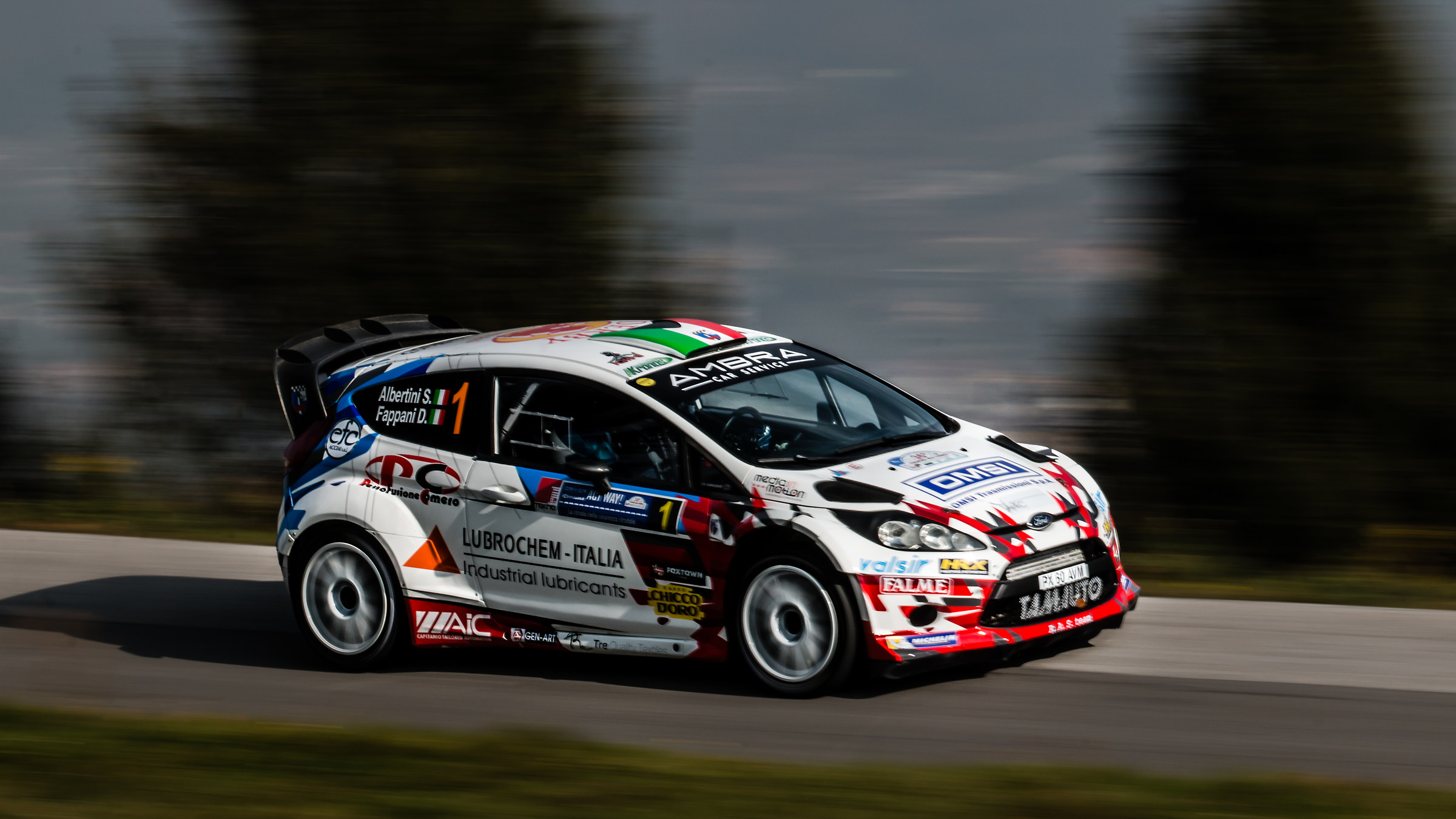 Stefano Alpevertini Wins the 36th Rally of Como...