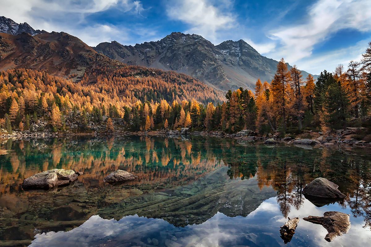 Alpine Autumn...