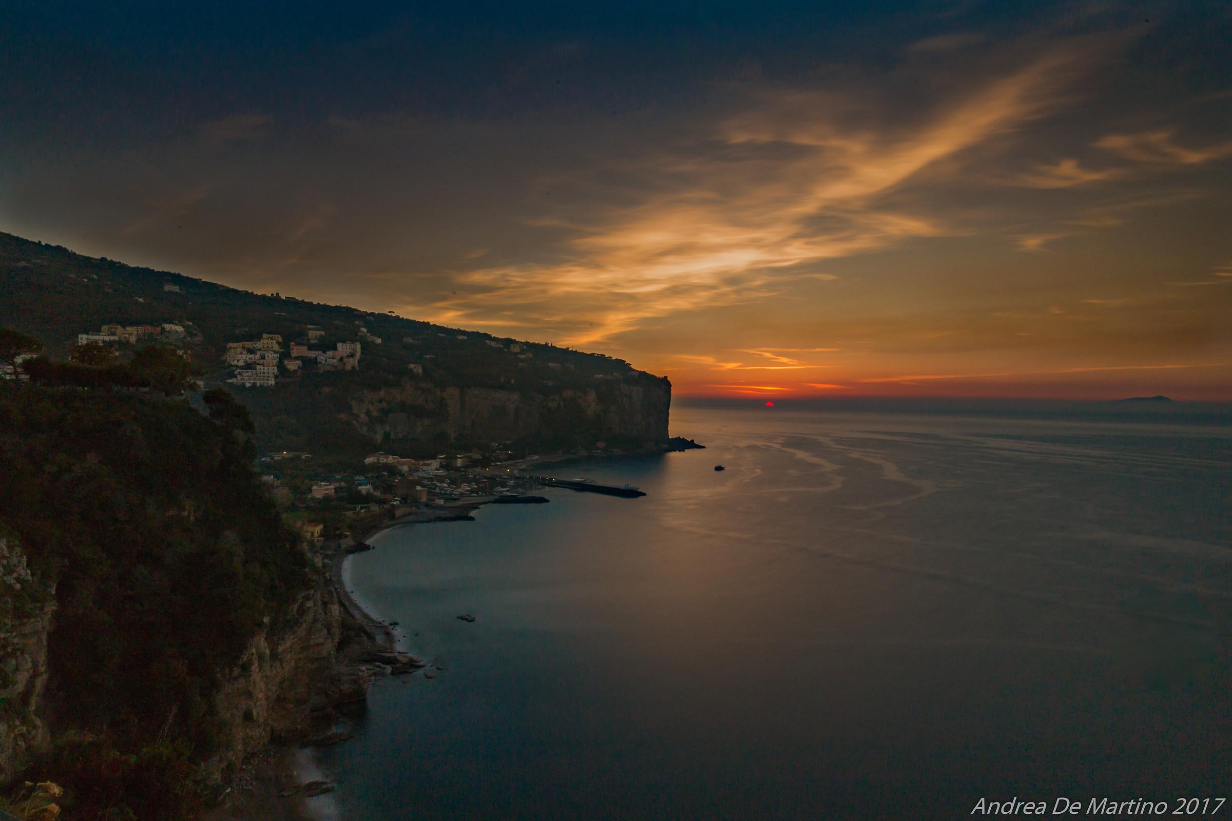 Marina of Aequa and Punta Scutolo...