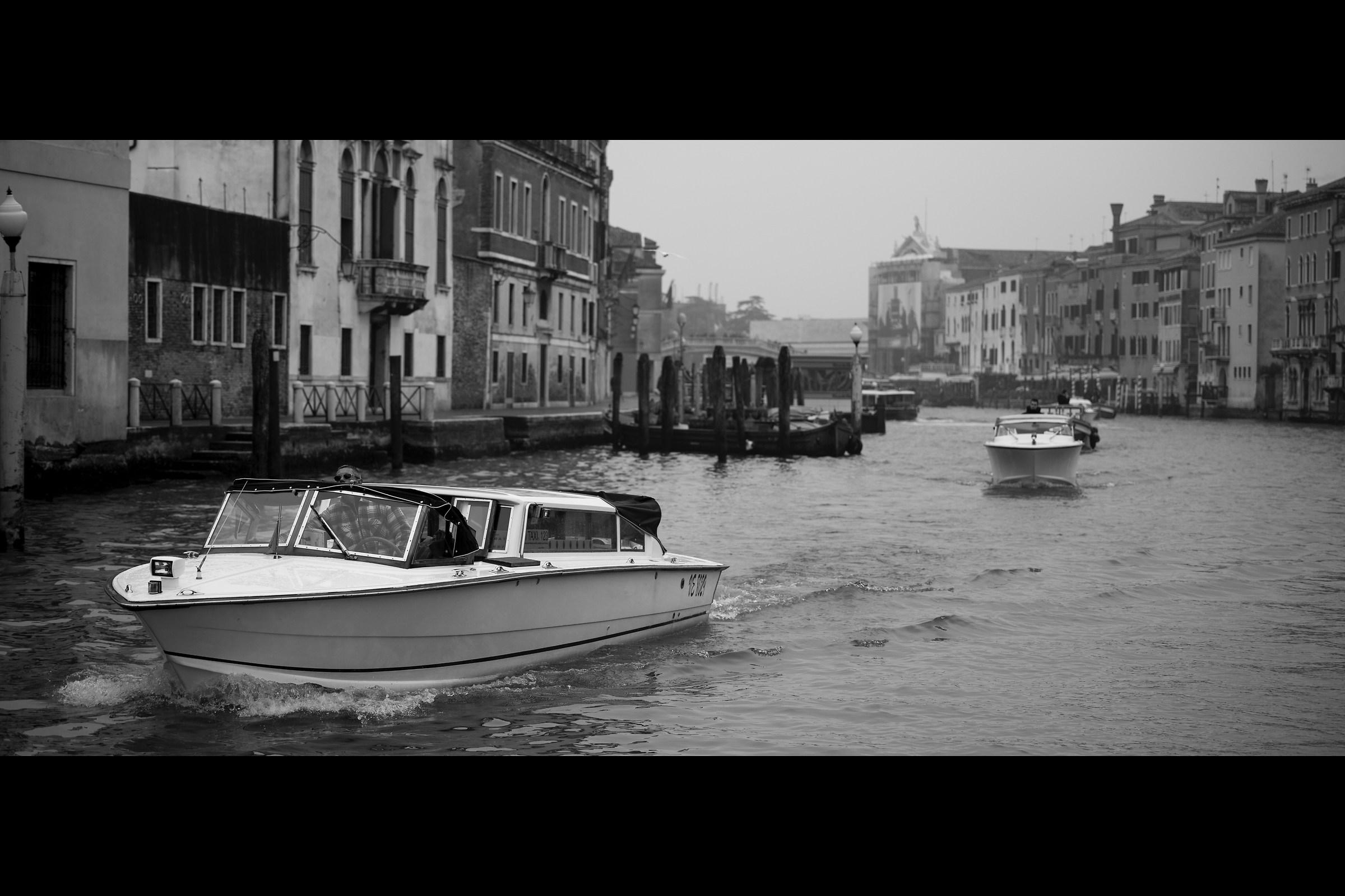 Boat in venice...
