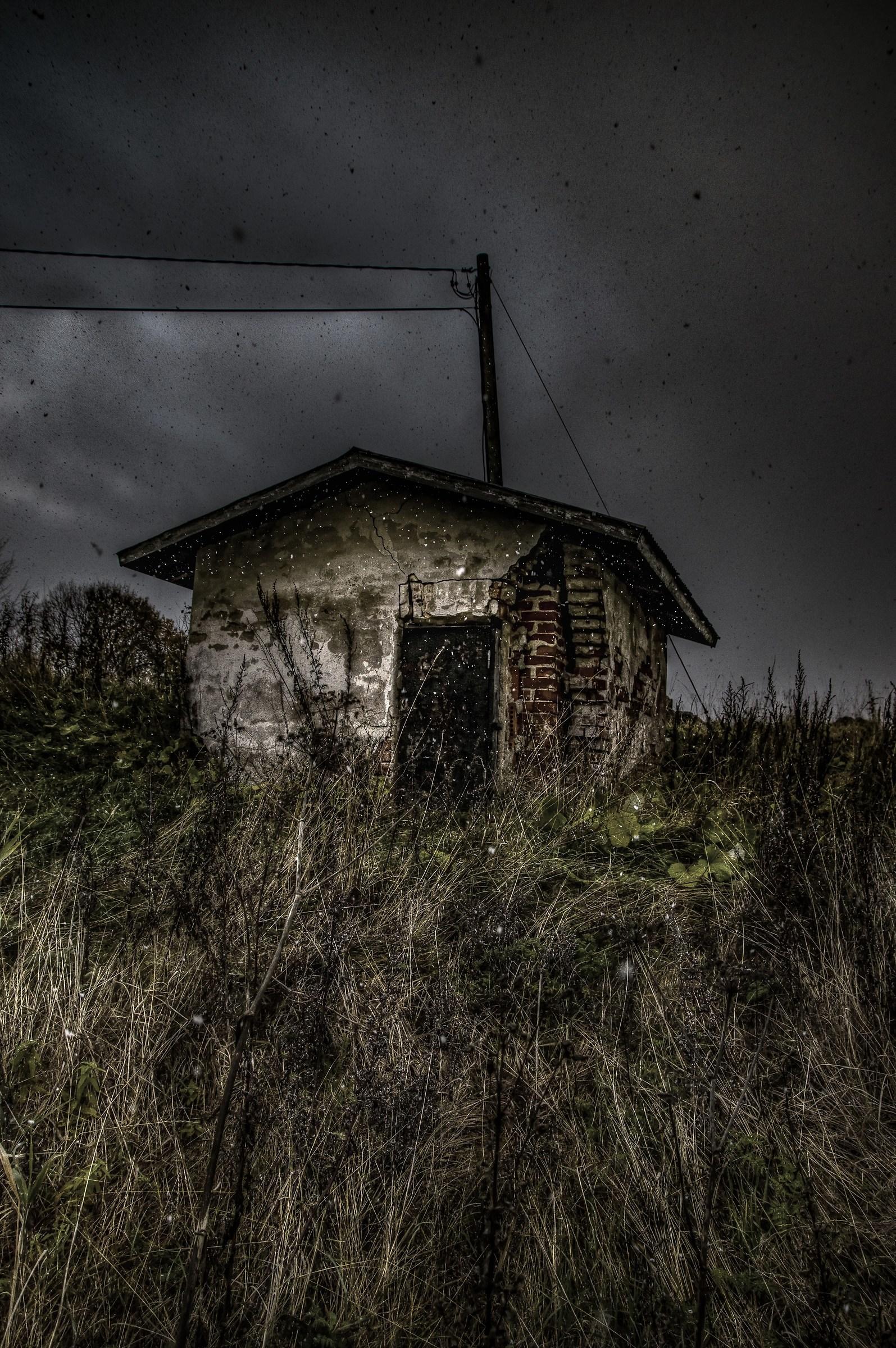 Old pumphouse...