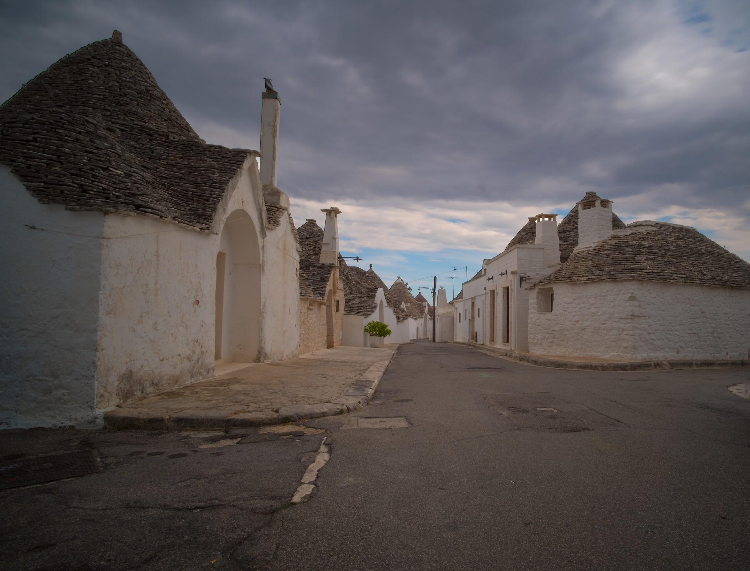 Alberobello...
