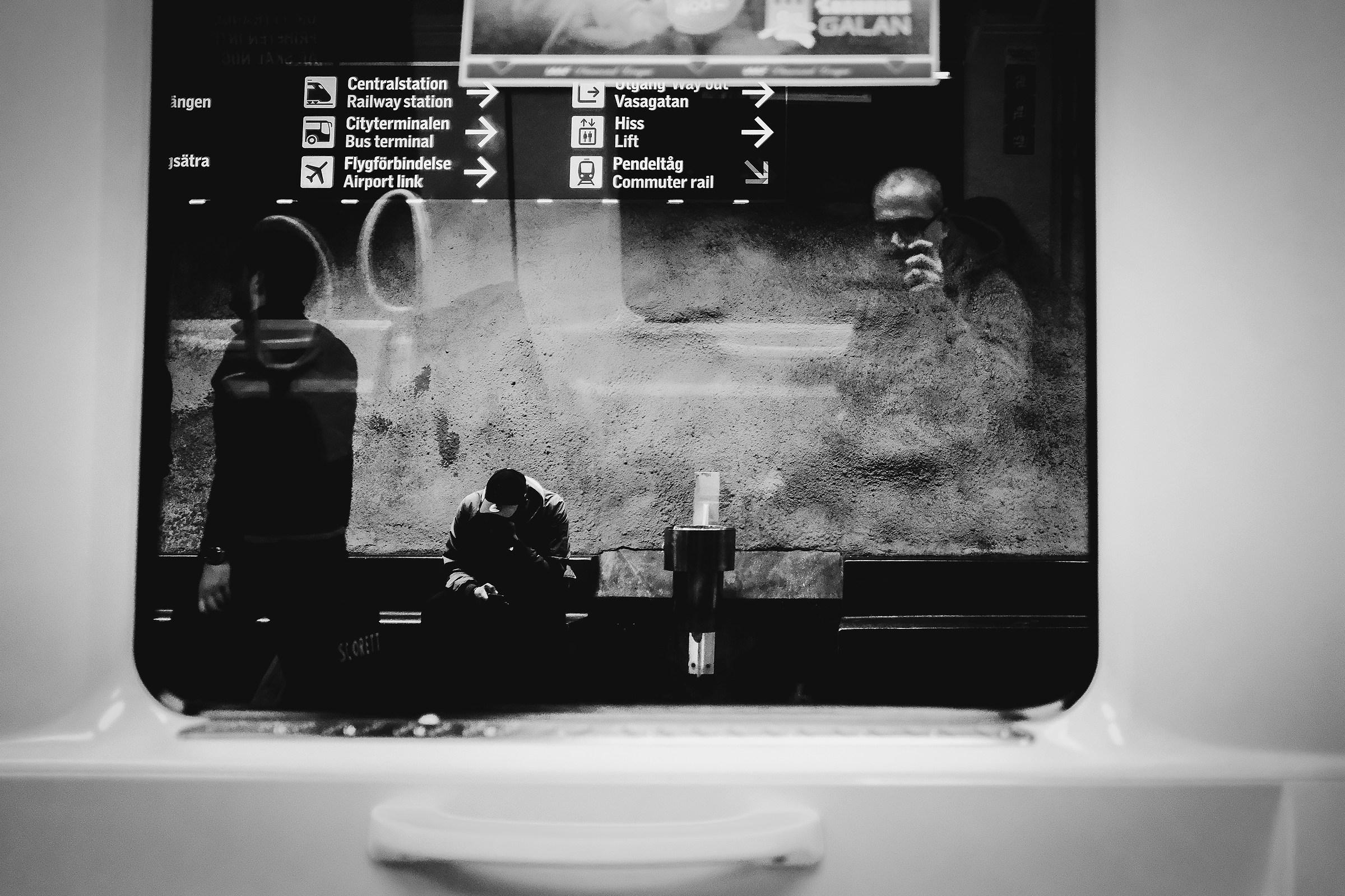 Centralstation...