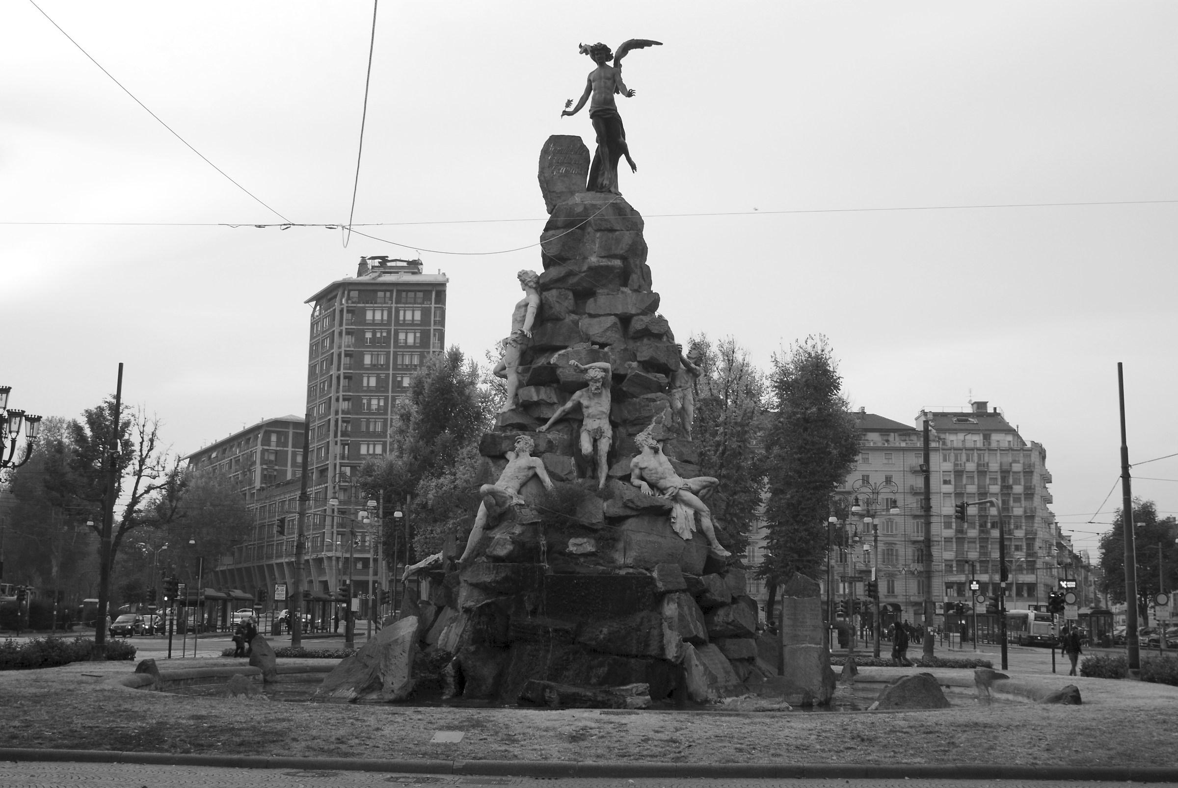 Statute Square...