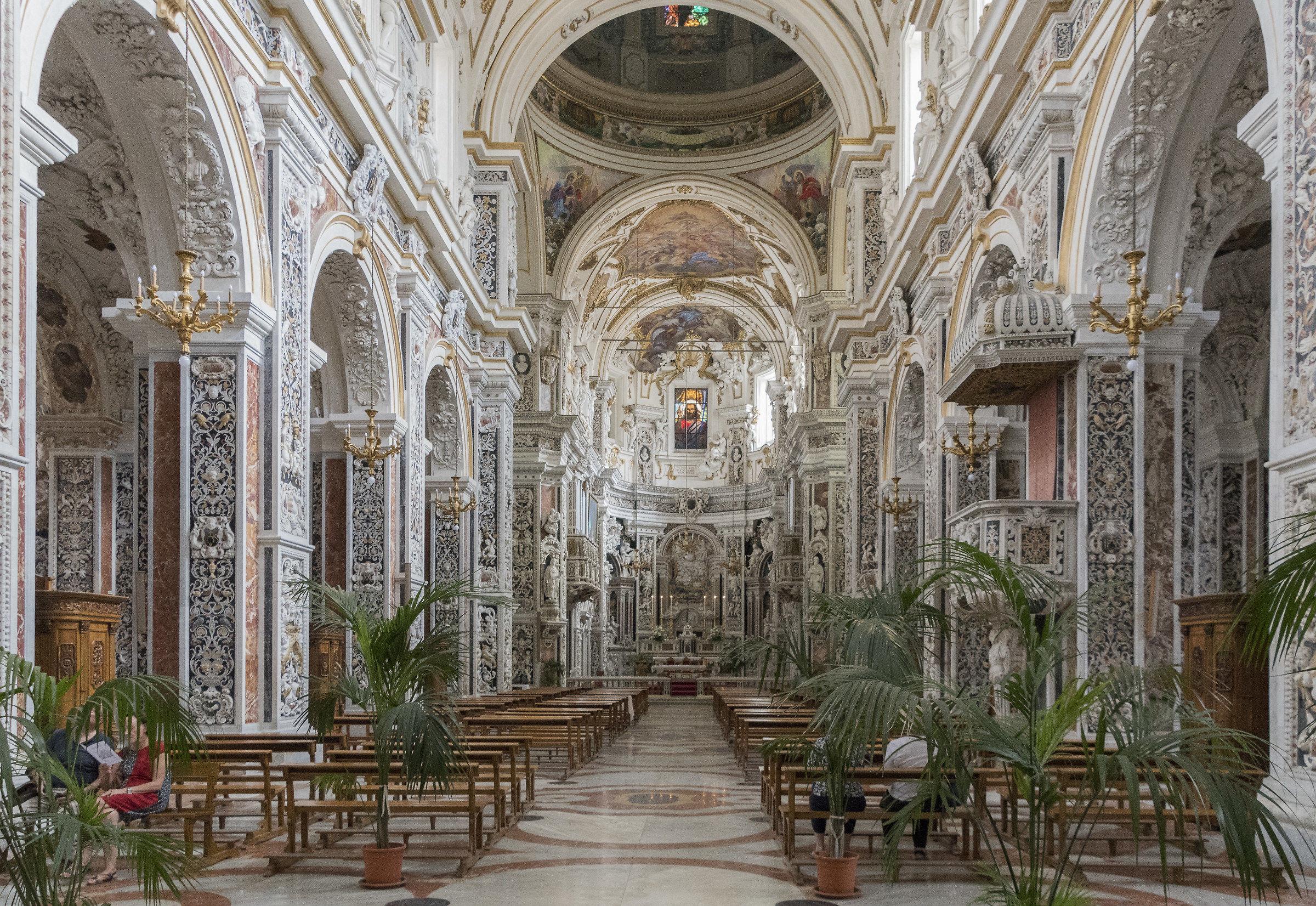 Chiesa del Gesù, Palermo...